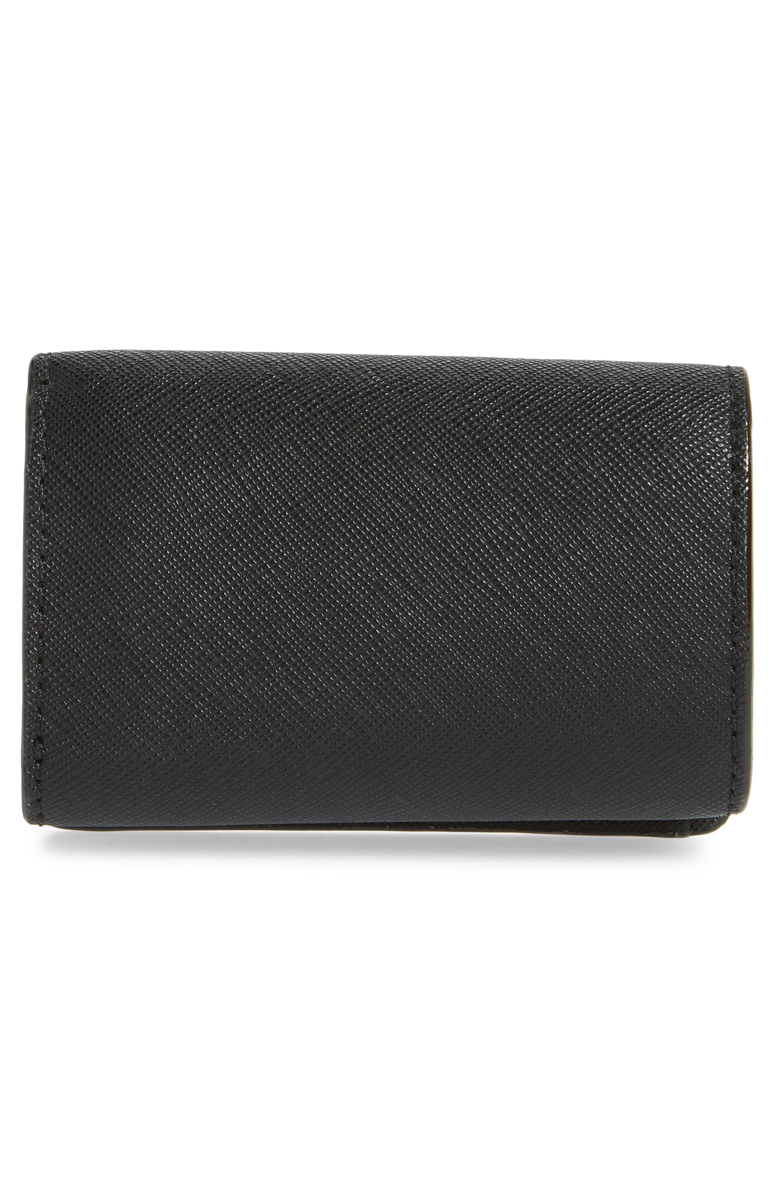 cameron street kay wallet,                             Alternate thumbnail 4, color,                             BLACK