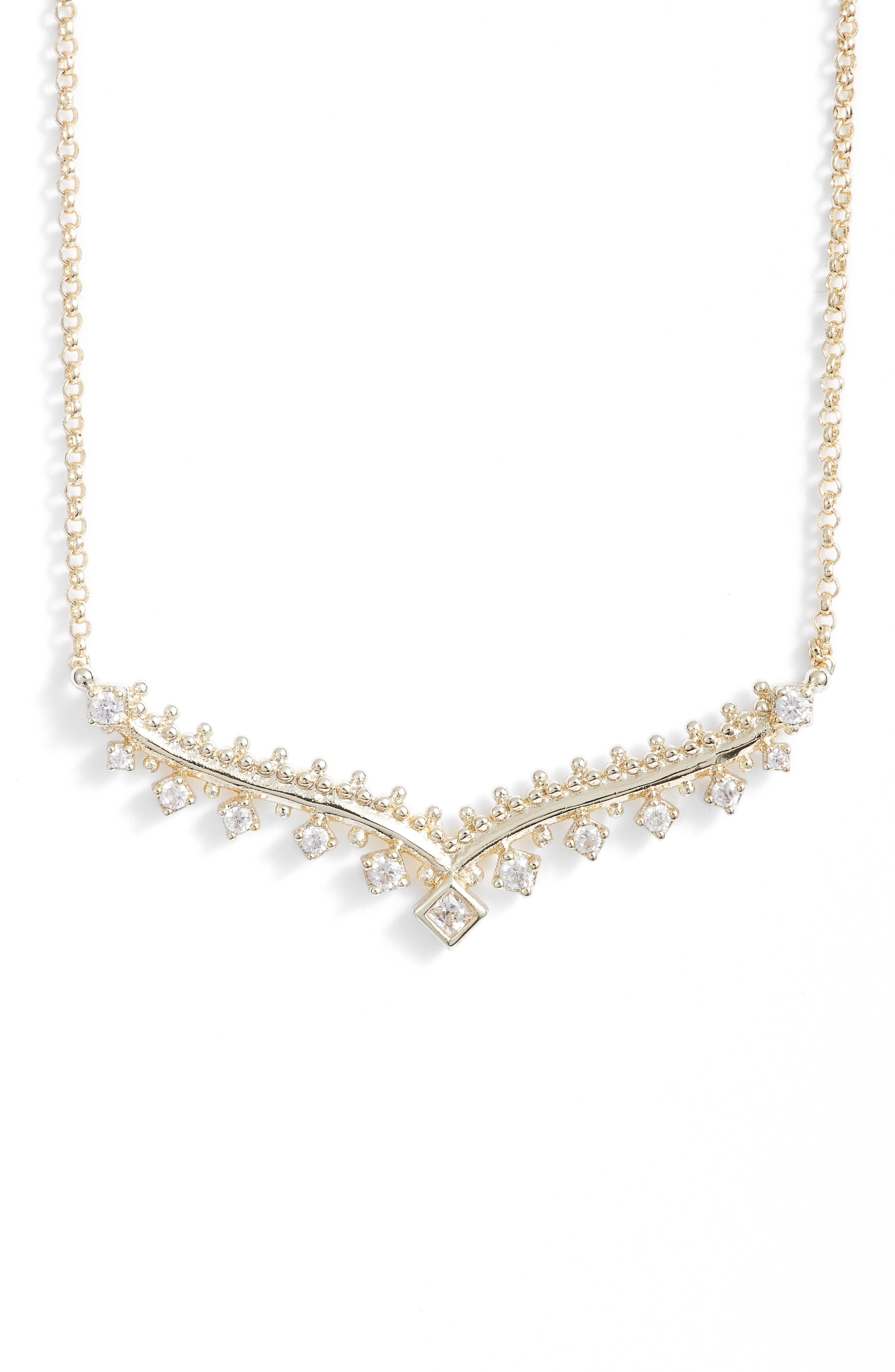 Vern Frontal Necklace,                             Main thumbnail 3, color,