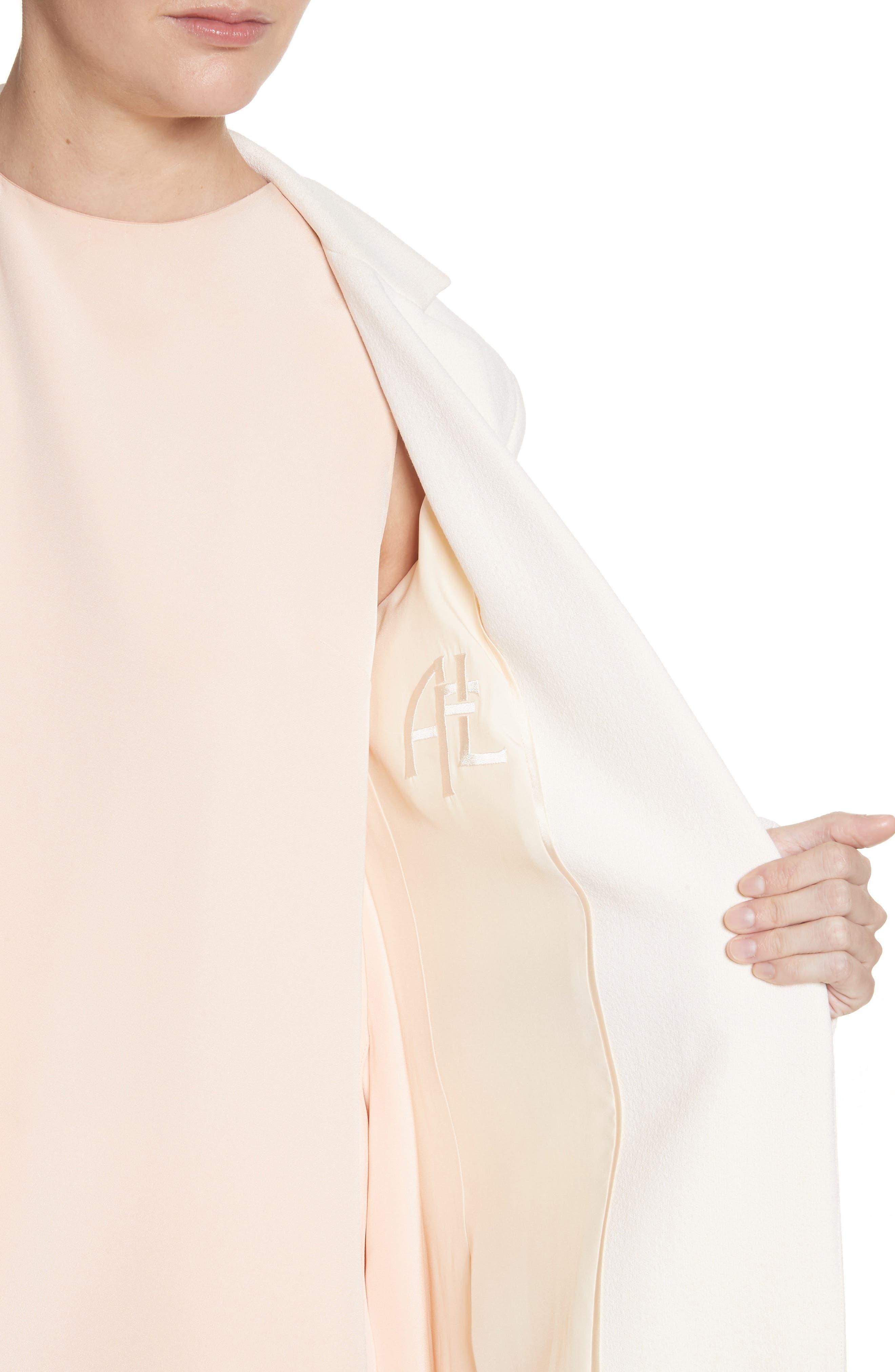 Patch Pocket Longline Jacket,                             Alternate thumbnail 2, color,                             740