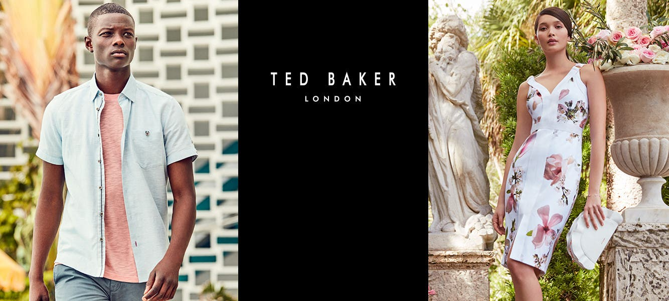 Ted Baker London, summer 2018 collection.