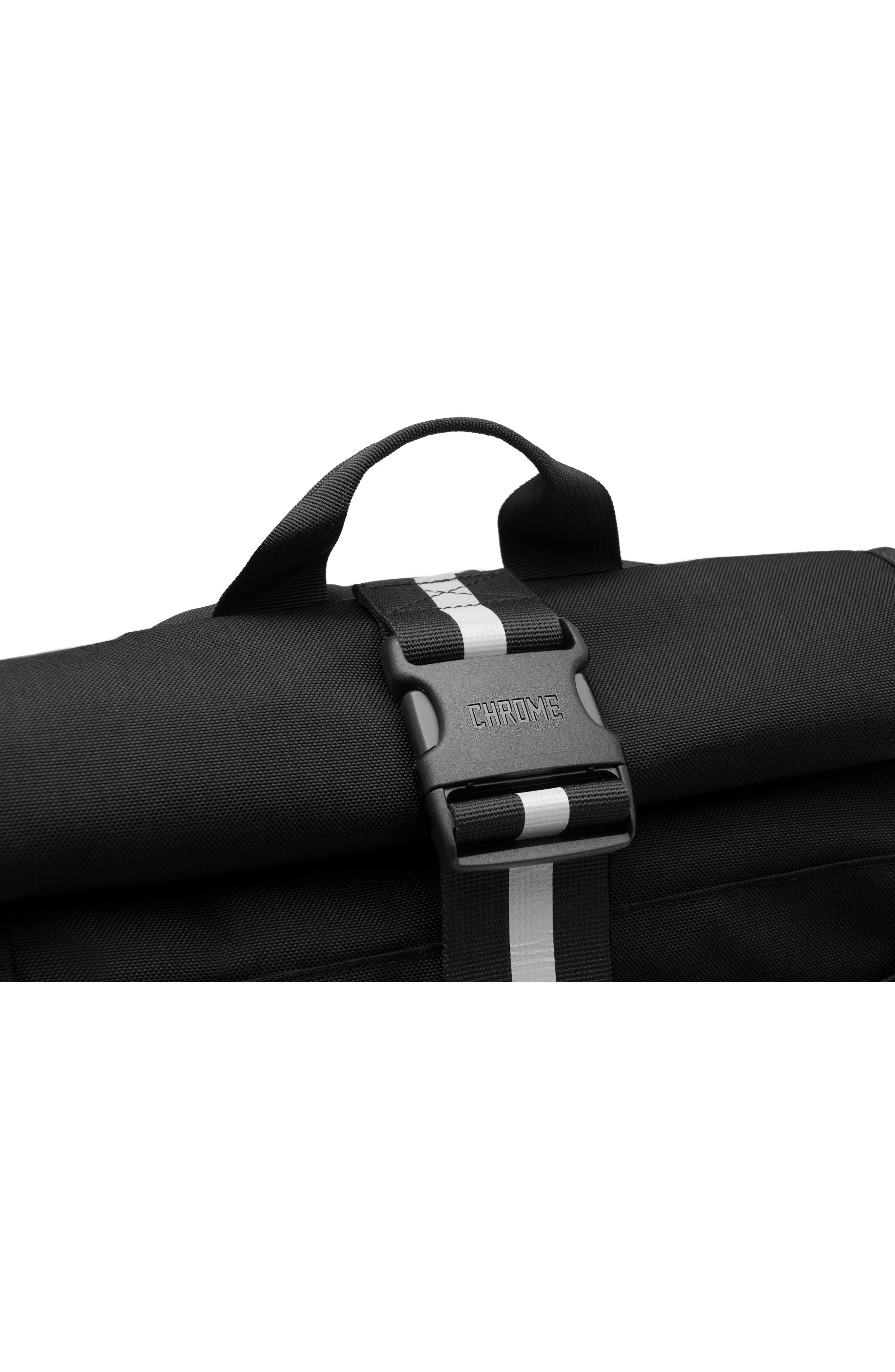Barrage Cargo Backpack,                             Alternate thumbnail 4, color,                             BLACK