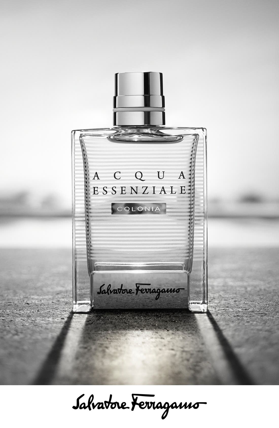 Salvatore Ferragamo 'Acqua Essenziale - Colonia' Eau de Toilette,                             Alternate thumbnail 2, color,                             000