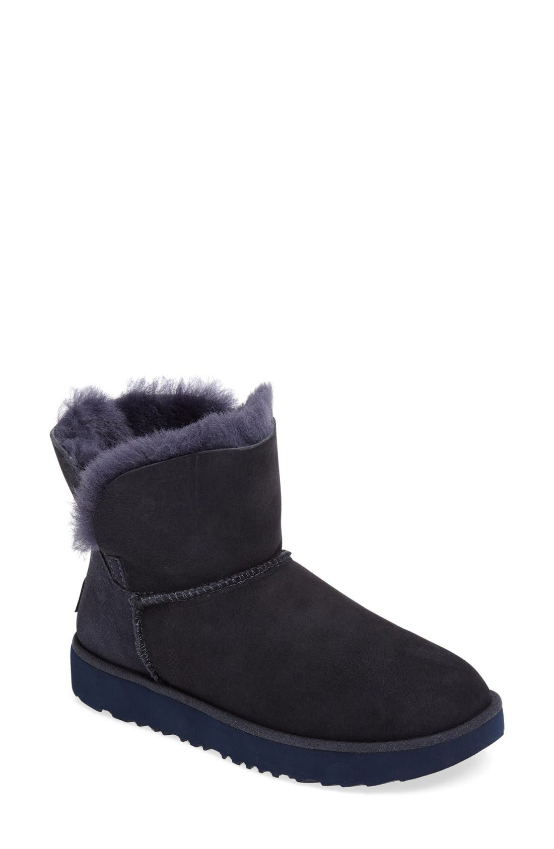 Classic Cuff Mini Boot,                             Main thumbnail 4, color,