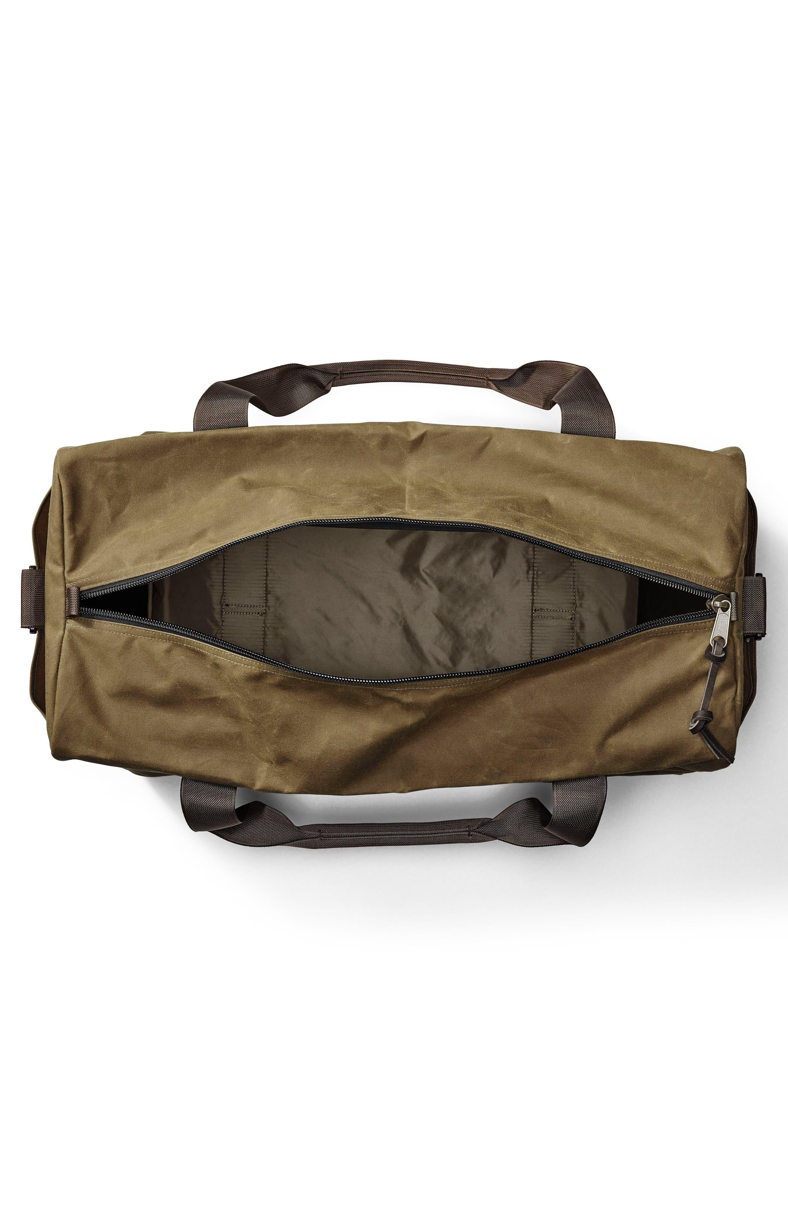 Medium Field Duffel Bag,                             Alternate thumbnail 2, color,                             DARK TAN