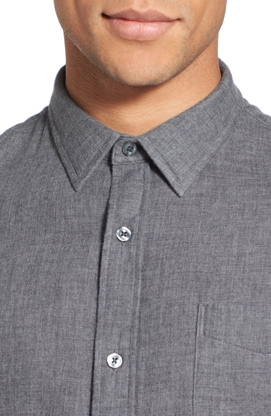 'Melrose' Sport Shirt,                             Alternate thumbnail 3, color,                             020