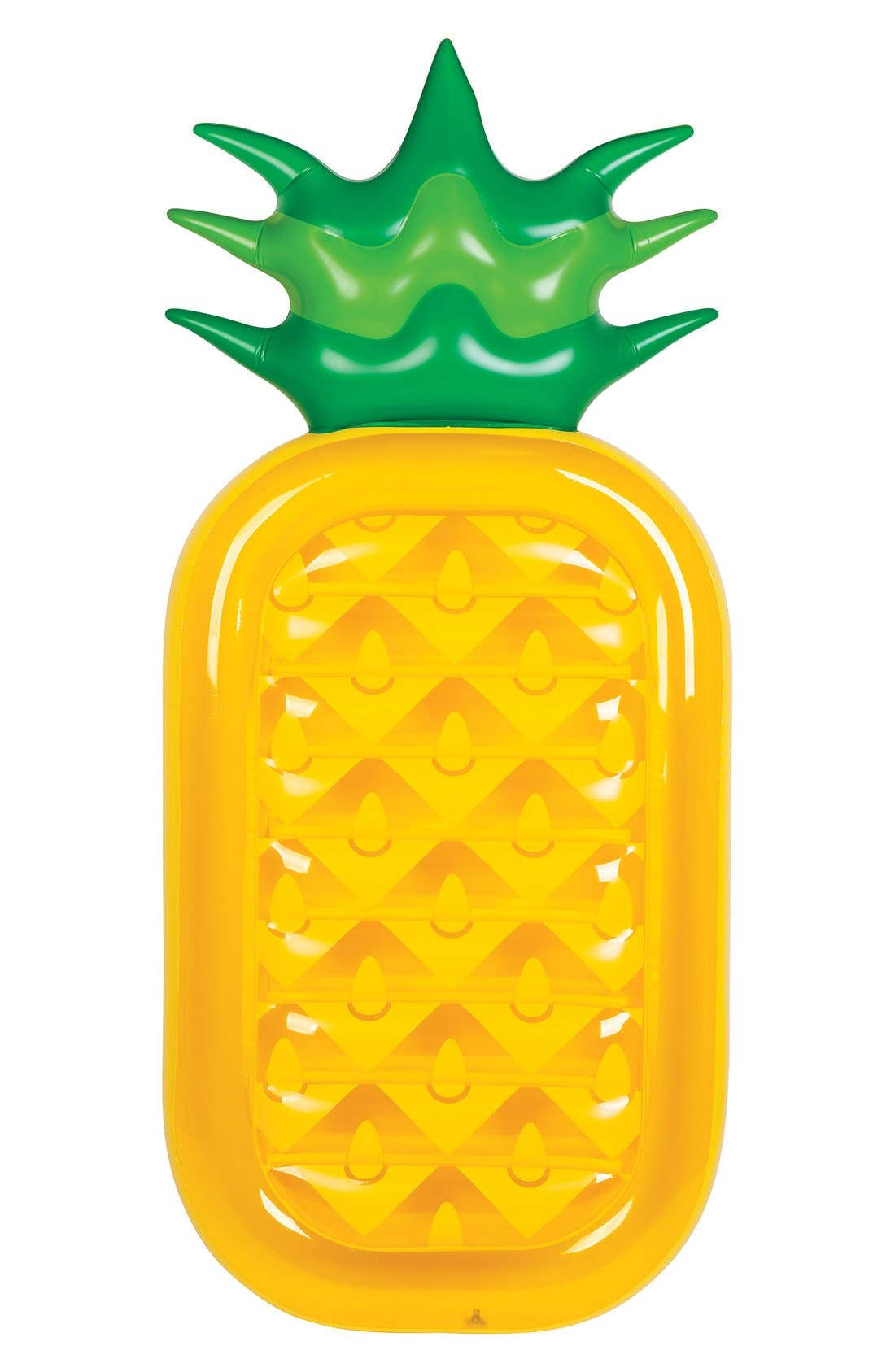 Inflatable Pineapple Pool Float,                             Main thumbnail 1, color,