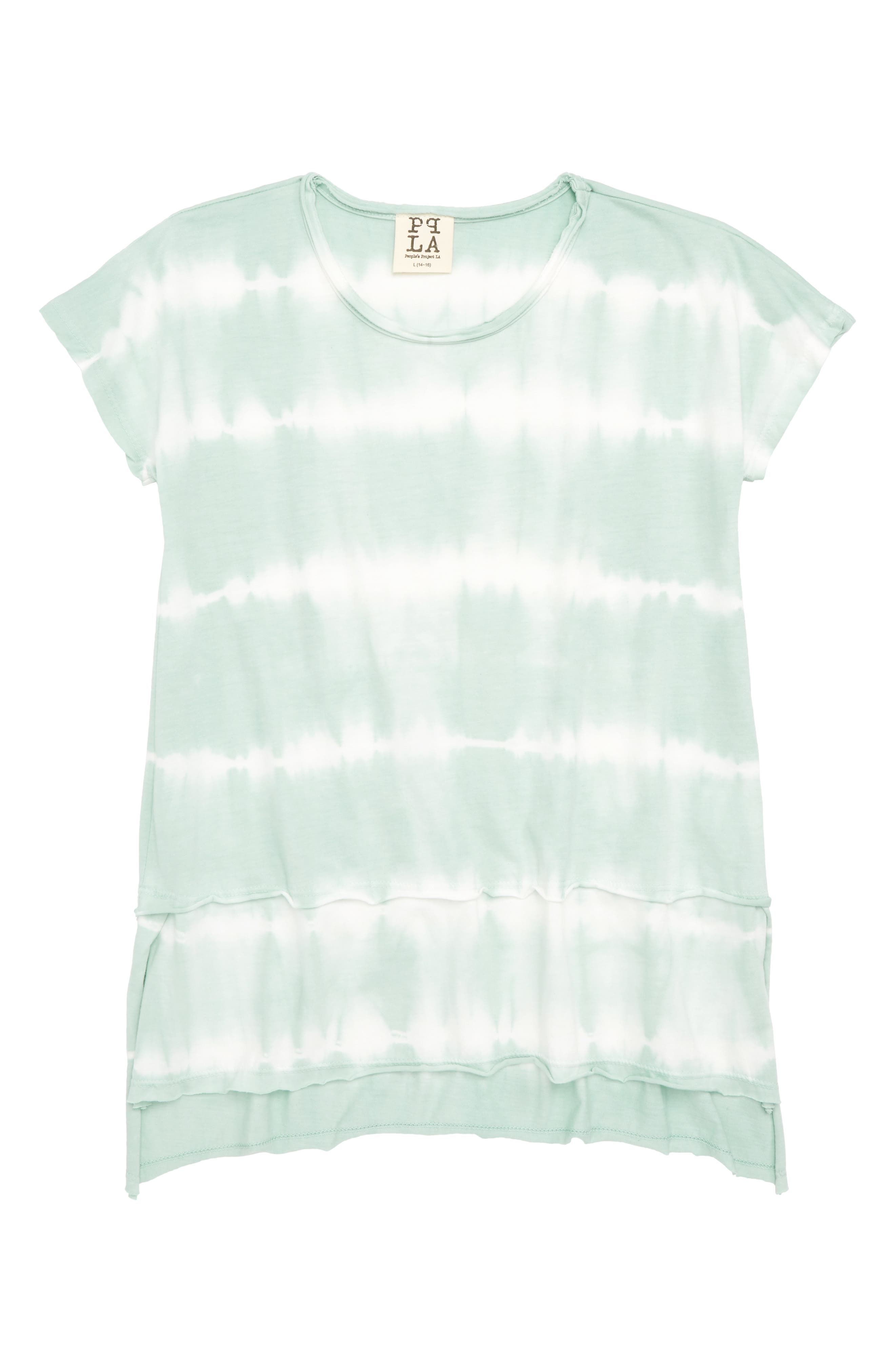 Abilene Tie Dye Tunic,                         Main,                         color, 310