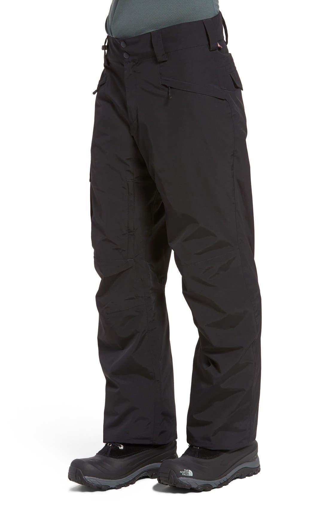 'Sogn' Waterproof PrimaLoft<sup>®</sup> Cargo Snow Pants,                             Alternate thumbnail 21, color,
