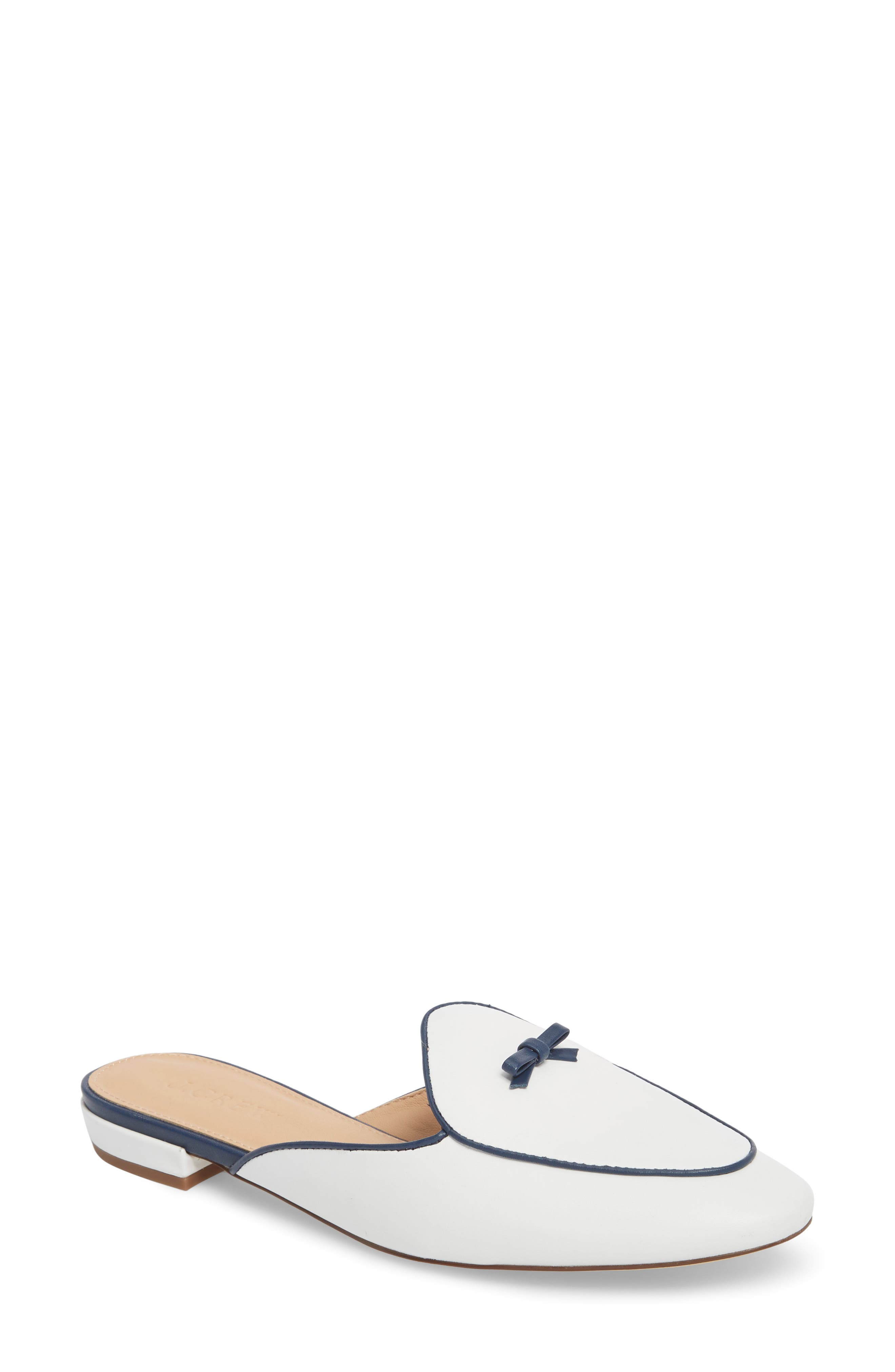 Loafer Mule,                         Main,                         color, 100