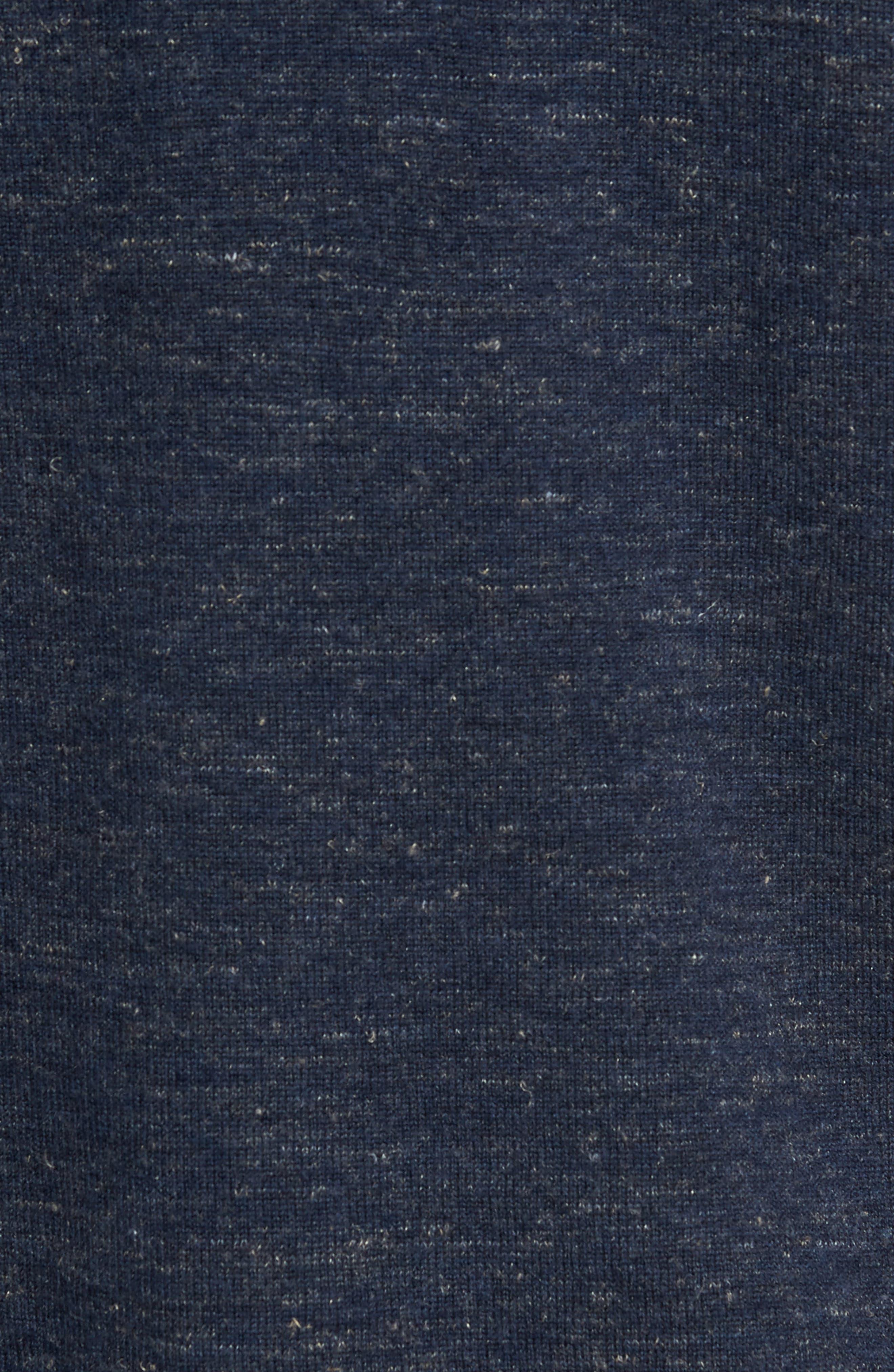 Long Sleeve V-Neck Sweater,                             Alternate thumbnail 14, color,