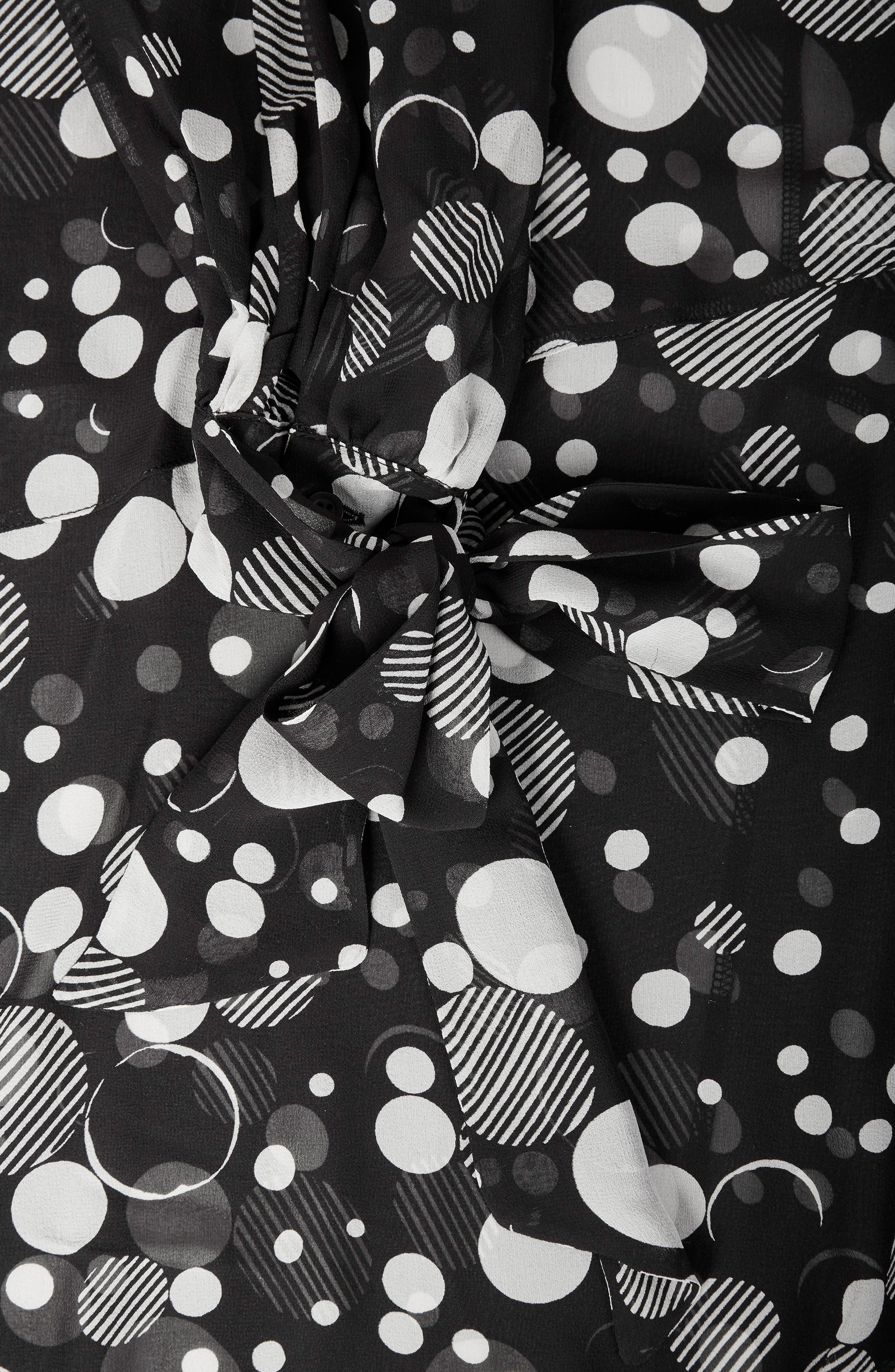 Boutique Humbug Gospel Silk Dress,                             Alternate thumbnail 3, color,