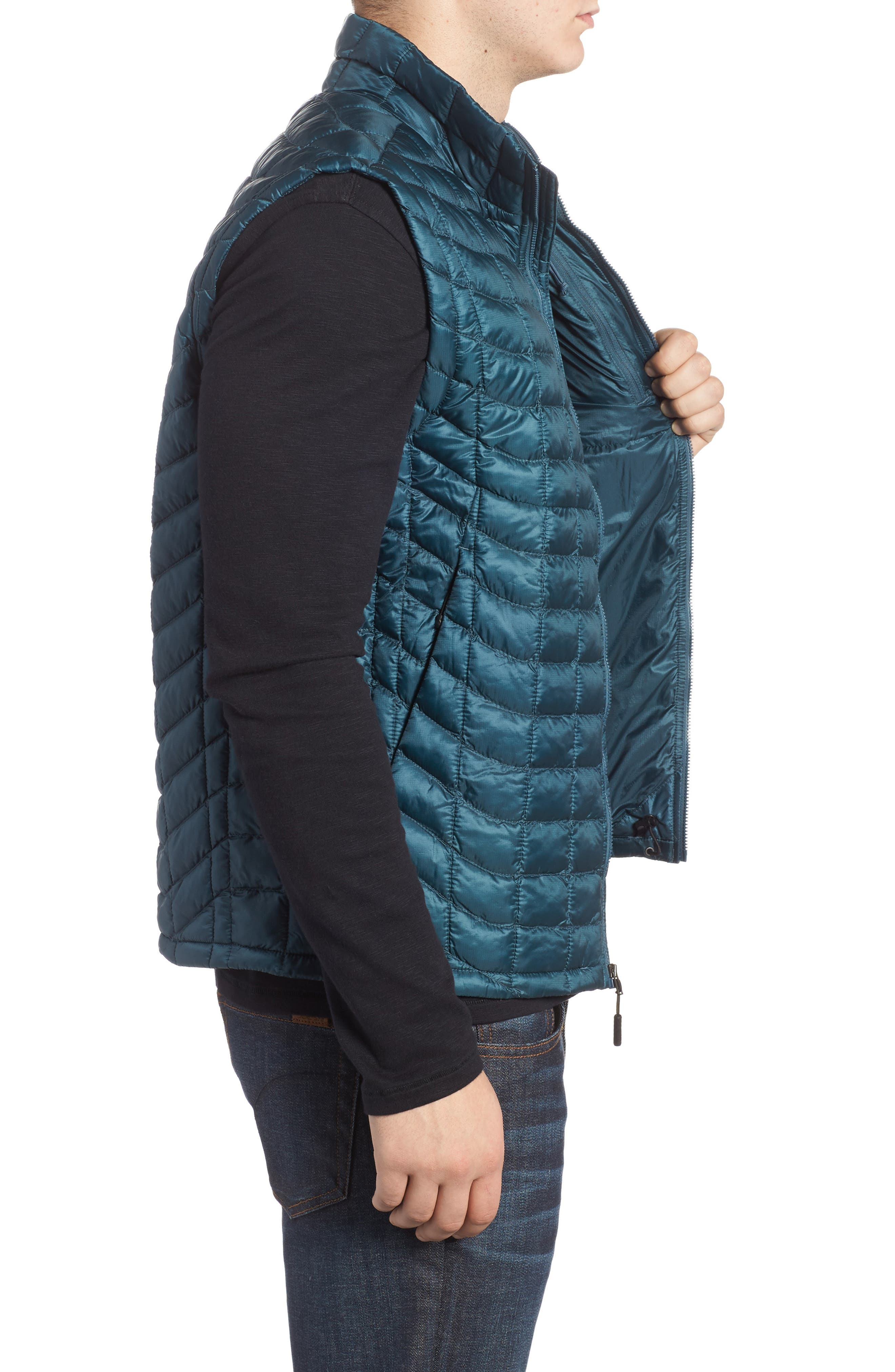 'ThermoBall<sup>™</sup>' Packable PrimaLoft<sup>®</sup> Vest,                             Alternate thumbnail 45, color,