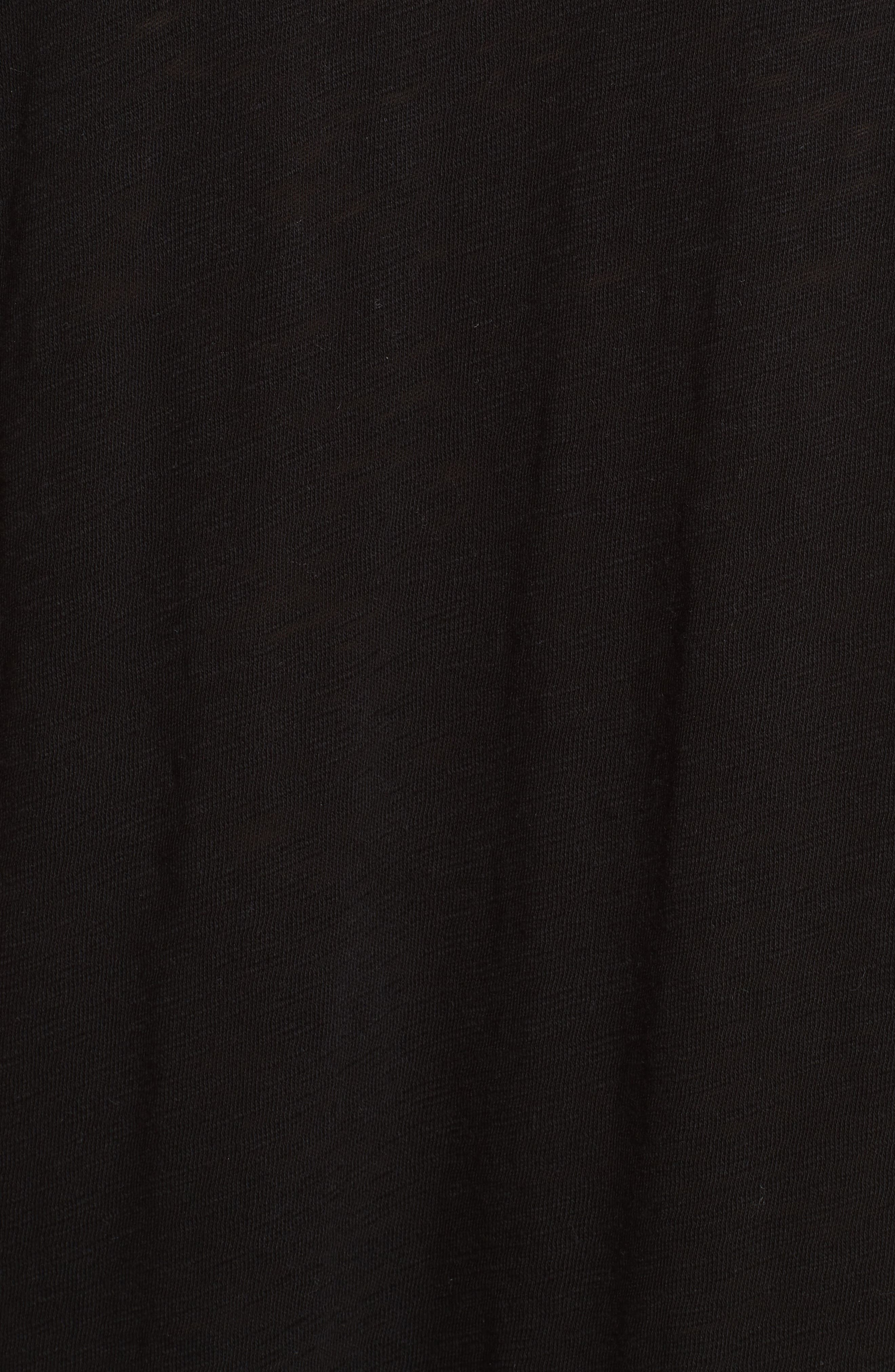 Slub Cotton Baseball T-Shirt Dress,                             Alternate thumbnail 5, color,                             400