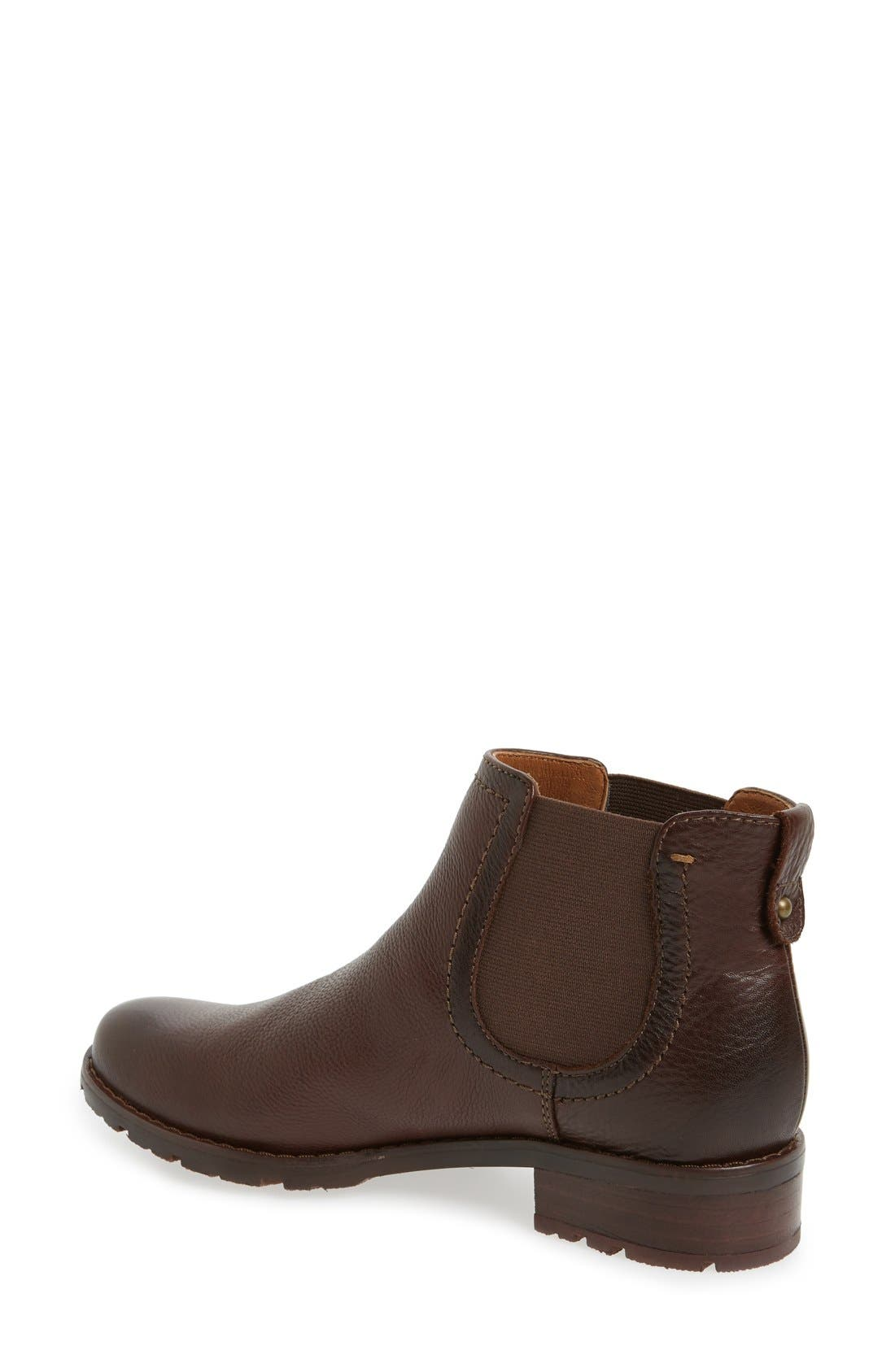 'Selby' Chelsea Bootie,                             Alternate thumbnail 15, color,