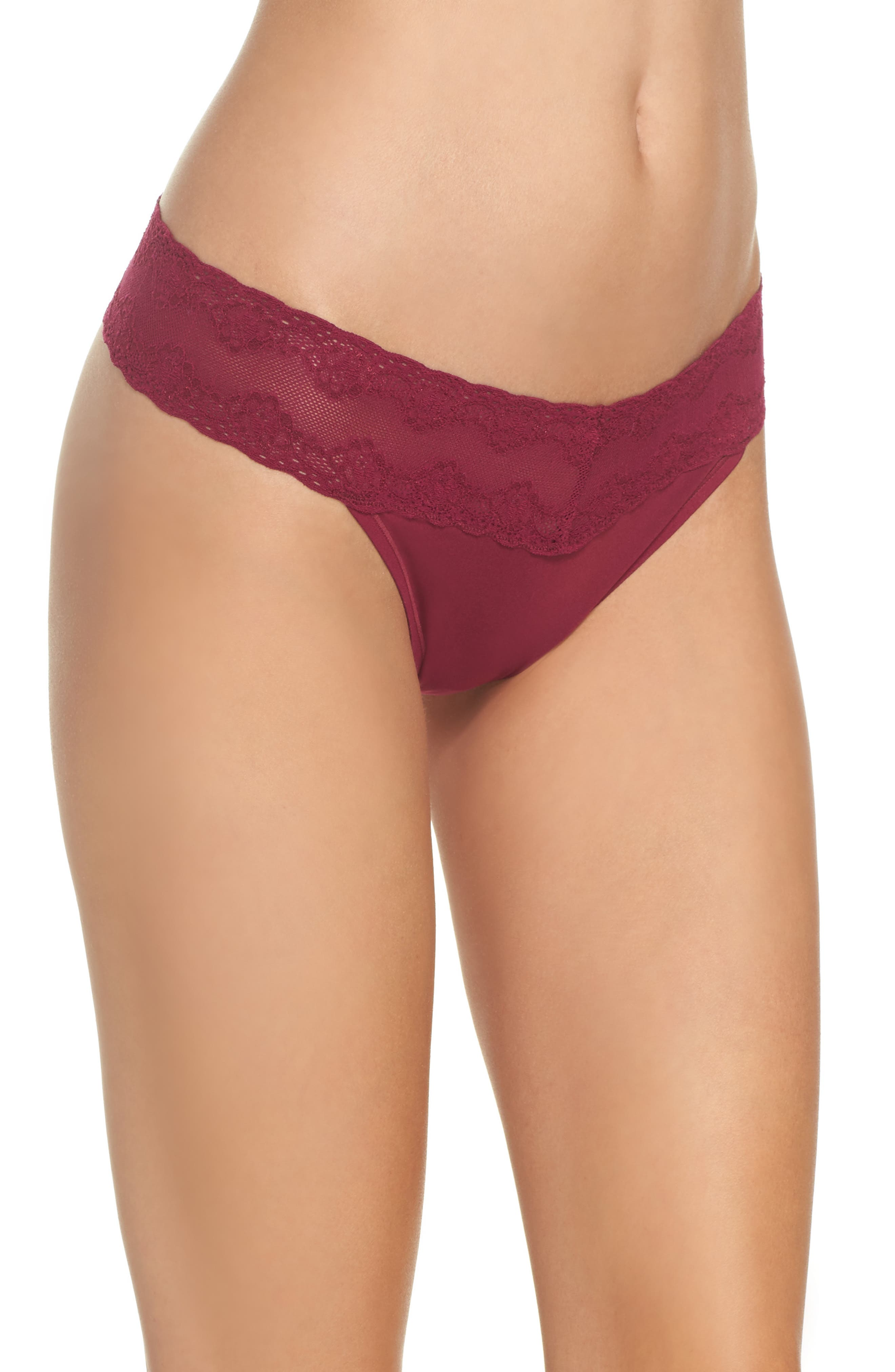 Bliss Perfection Thong,                             Alternate thumbnail 237, color,
