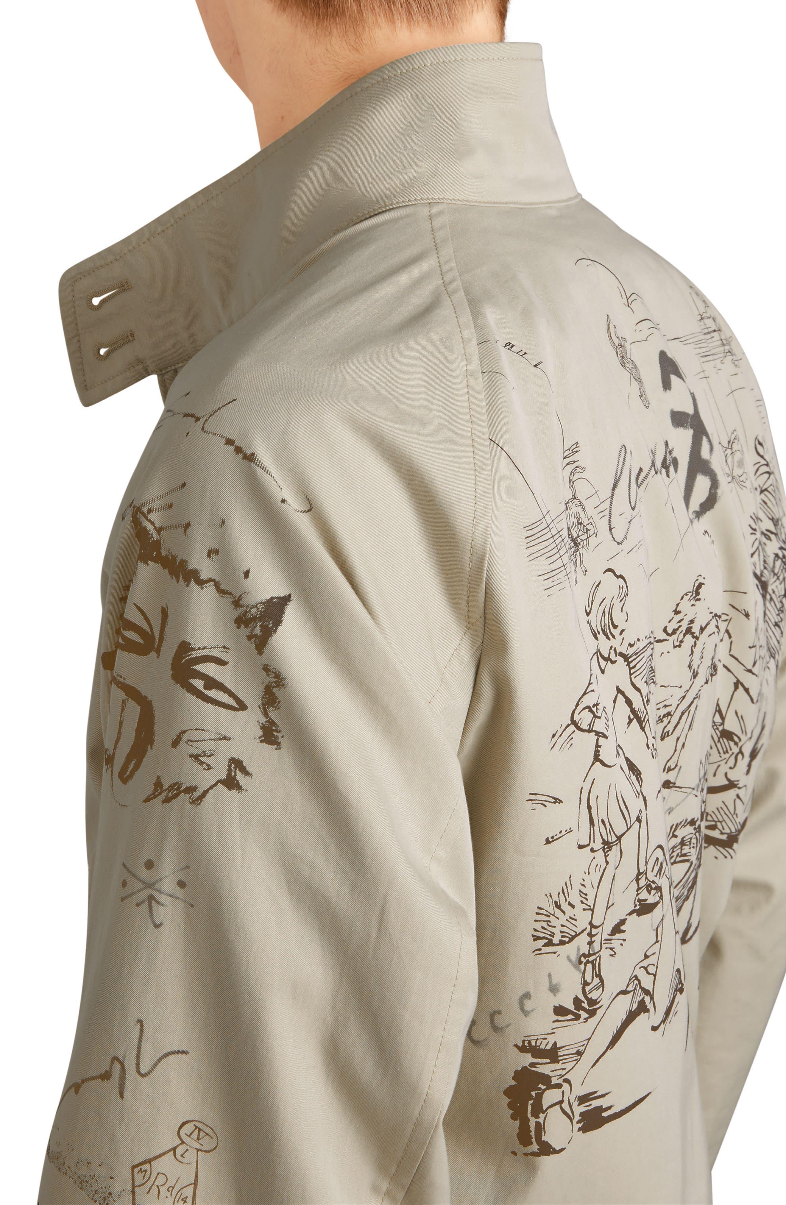 Rocksmoor Harrington Jacket,                             Alternate thumbnail 3, color,                             250