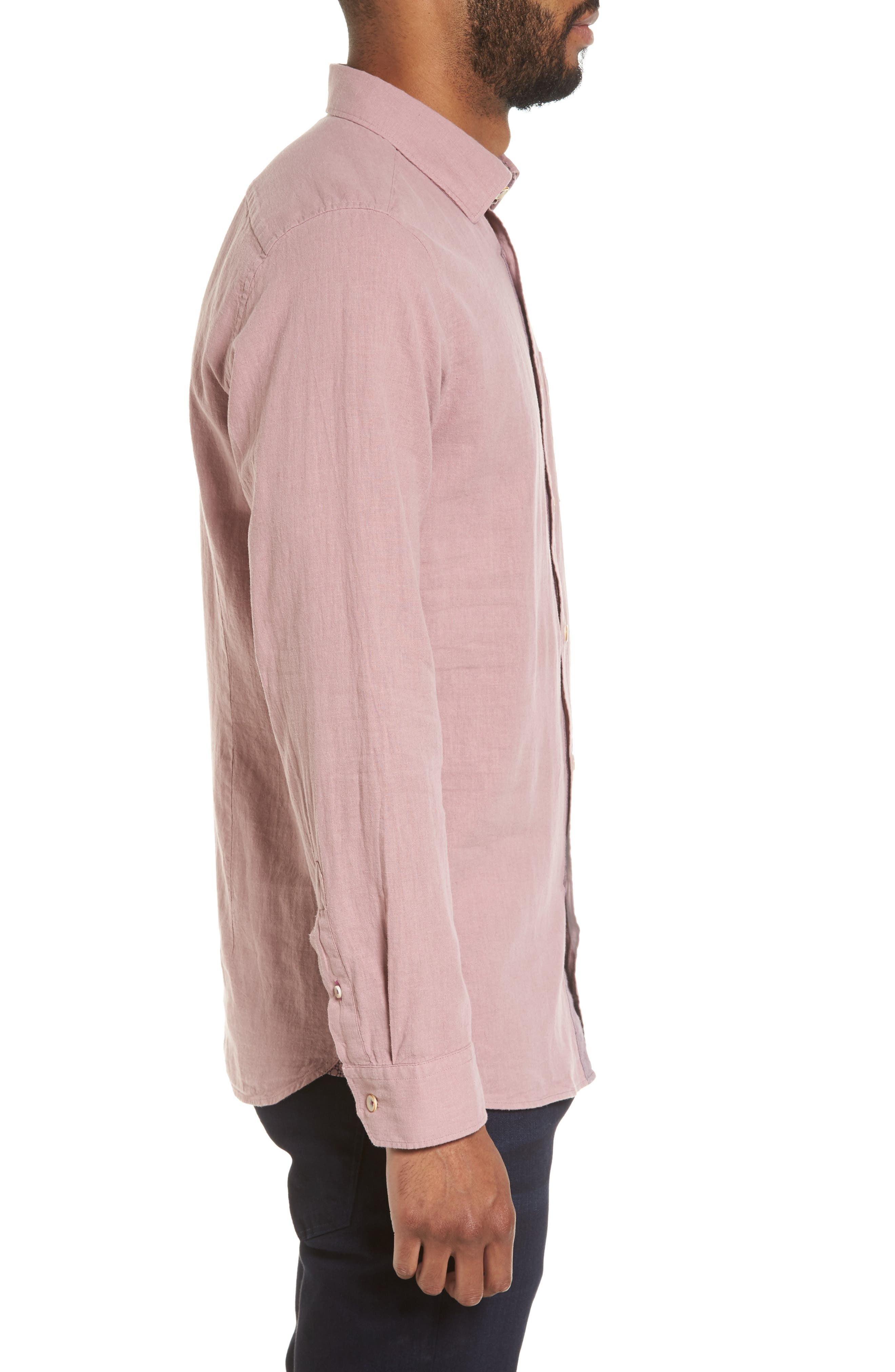 Carwash Modern Slim Fit Sport Shirt,                             Alternate thumbnail 9, color,