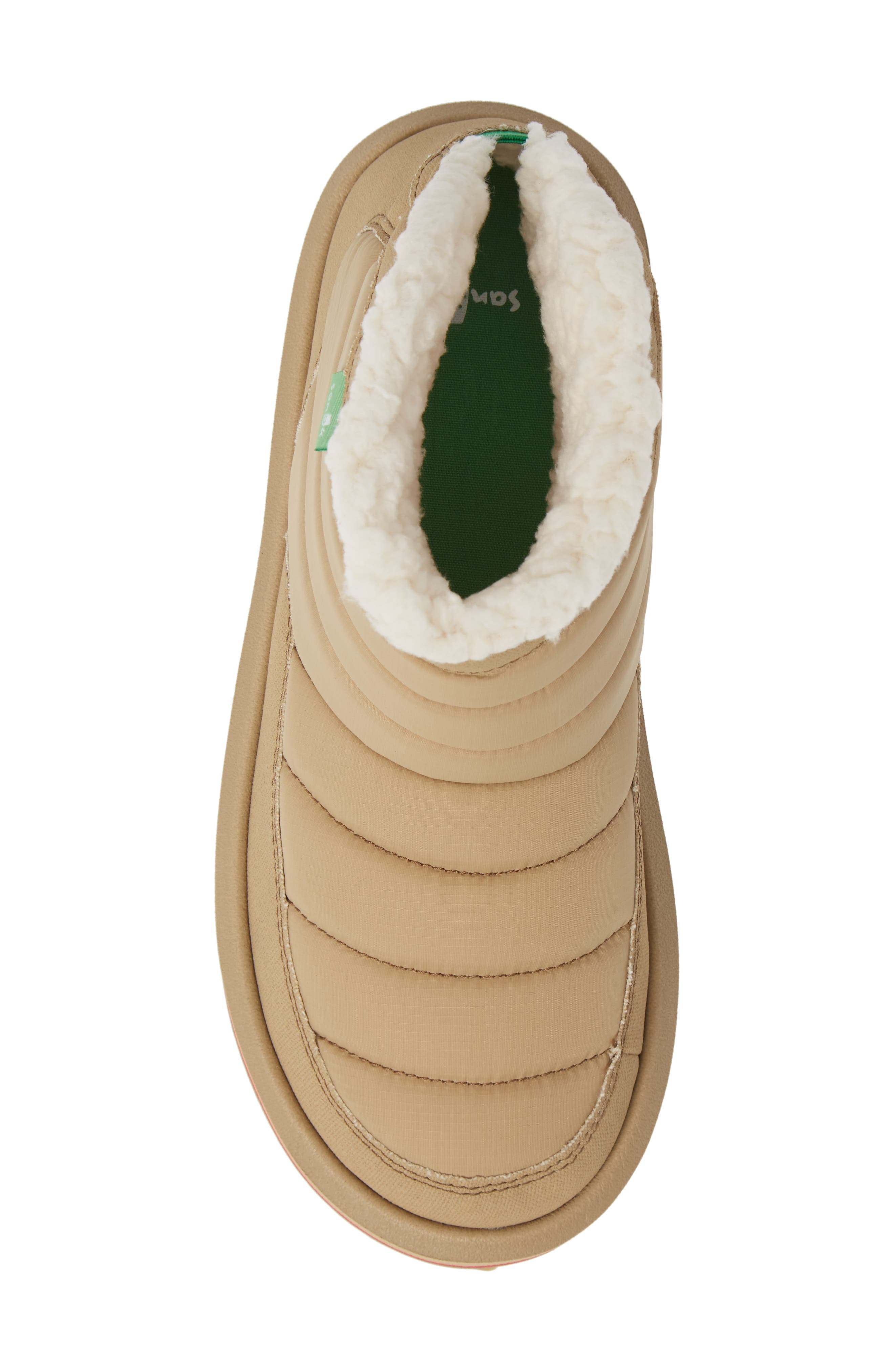 Puff & Chill Weather Boot,                             Alternate thumbnail 5, color,                             TAN