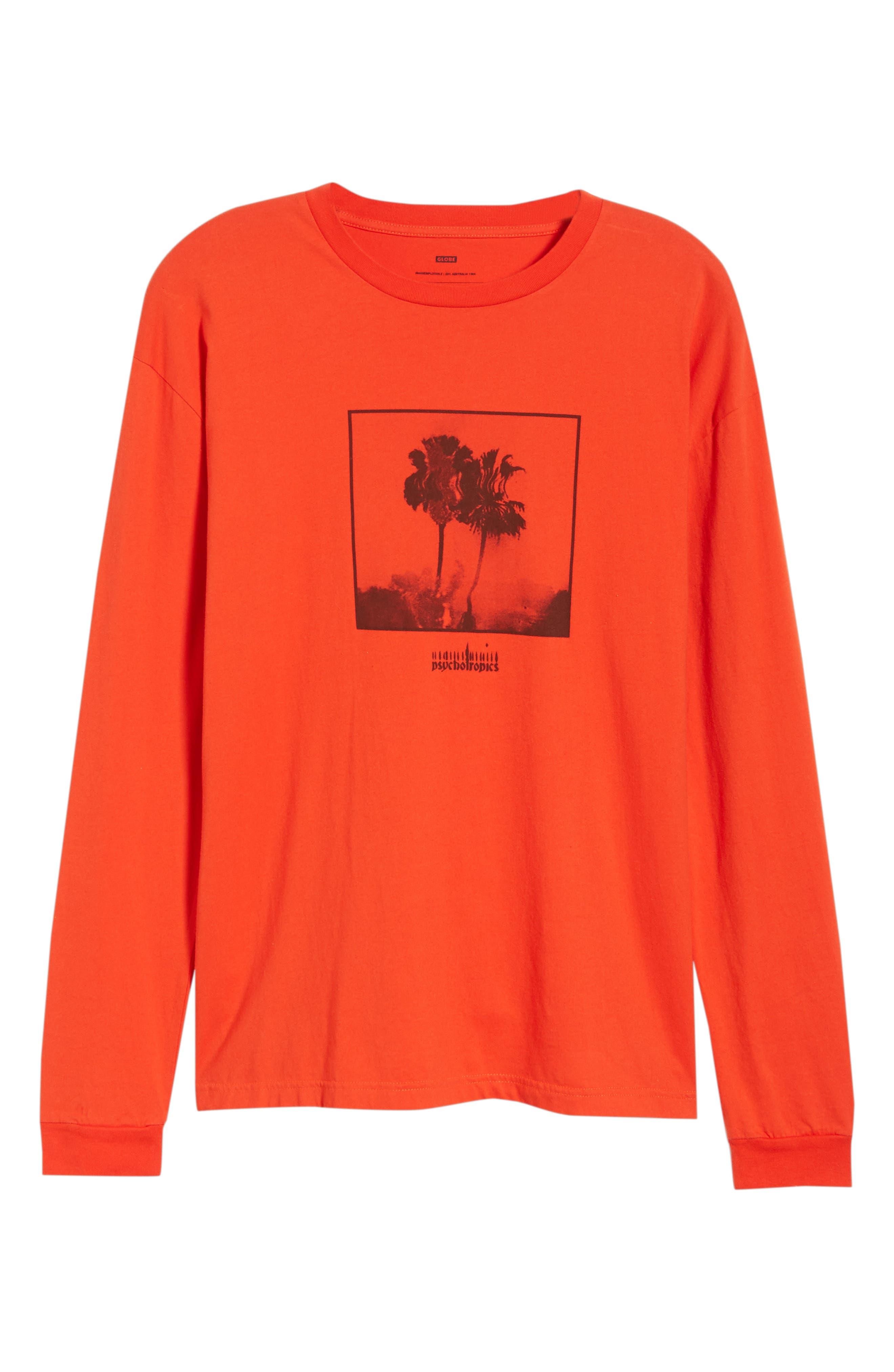 Psychotropics T-Shirt,                             Alternate thumbnail 6, color,                             806