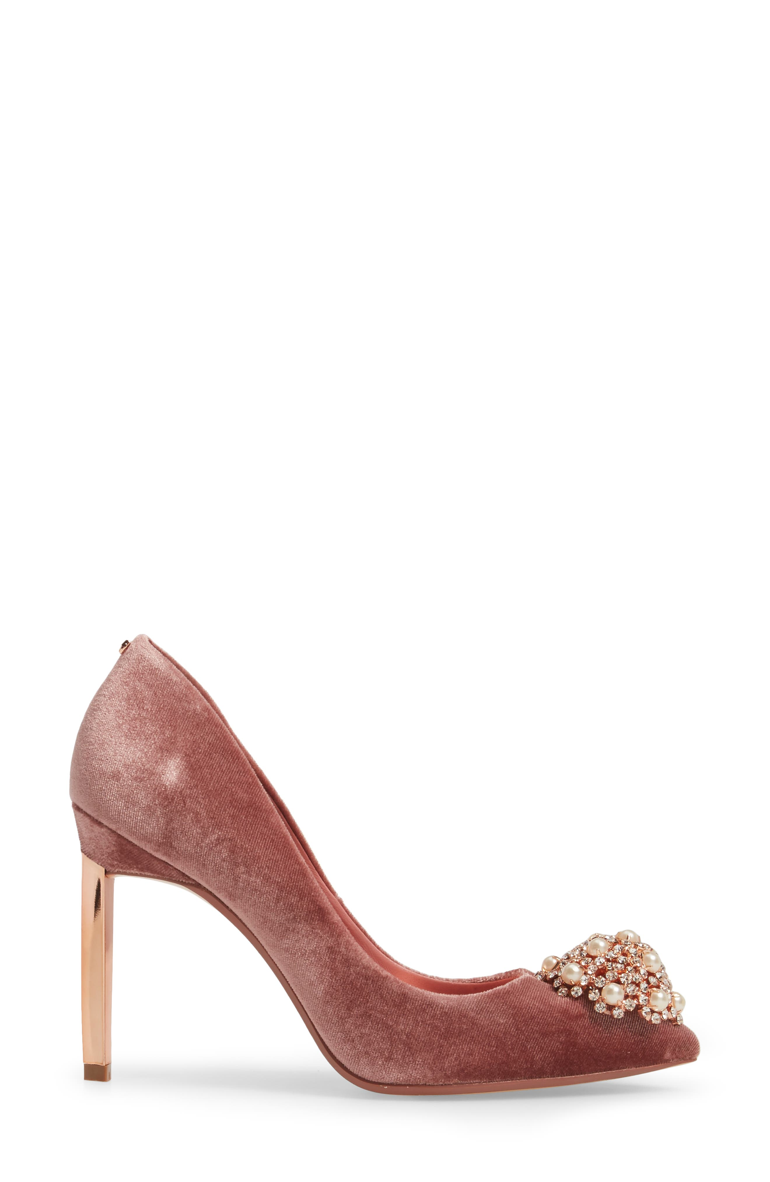 'Peetch' Pointy Toe Pump,                             Alternate thumbnail 36, color,