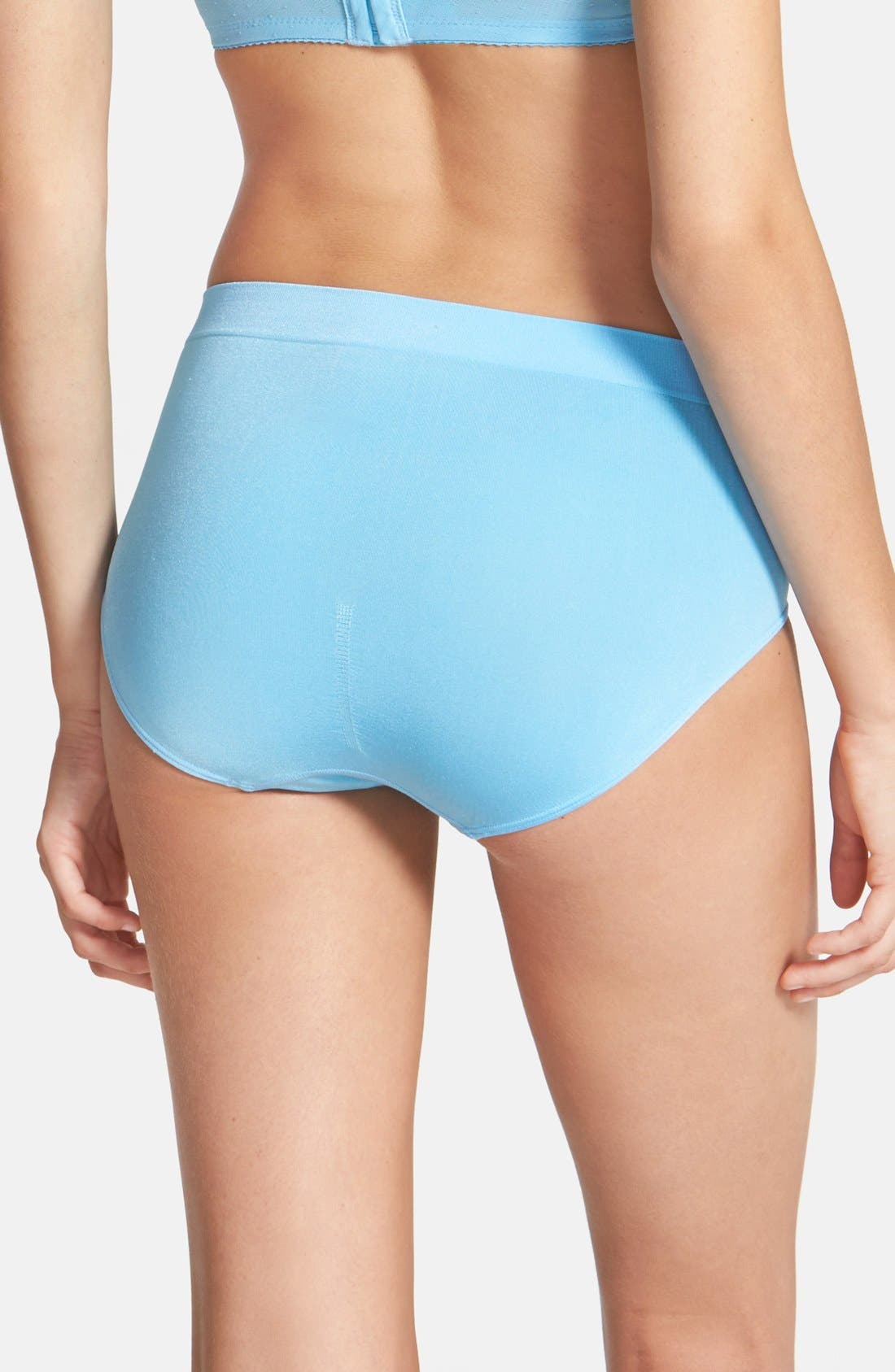 B Smooth Briefs,                             Alternate thumbnail 256, color,
