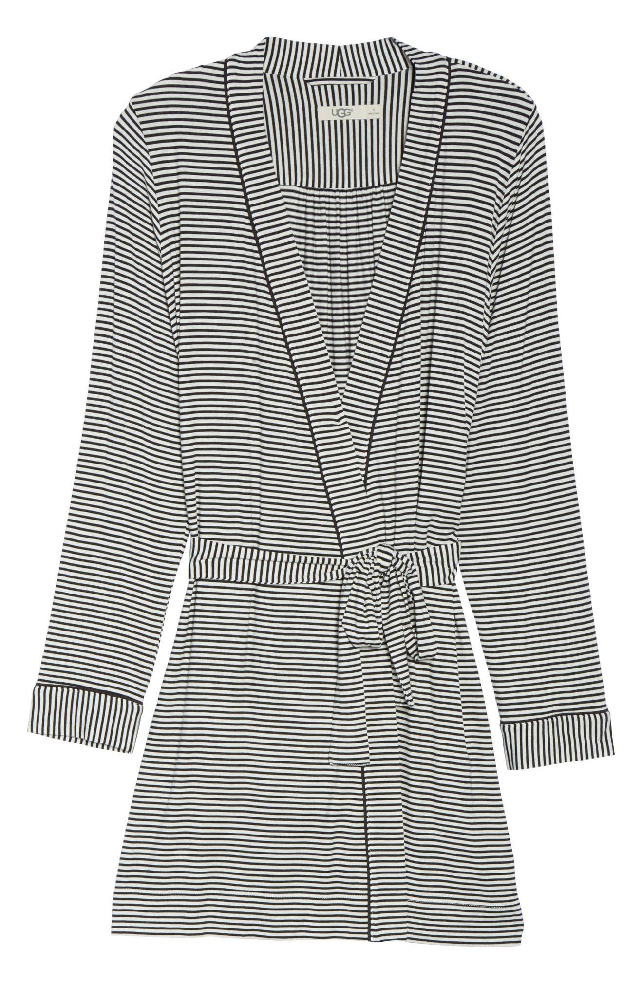 768579ccaa UGG® Aldridge Stripe Short Robe