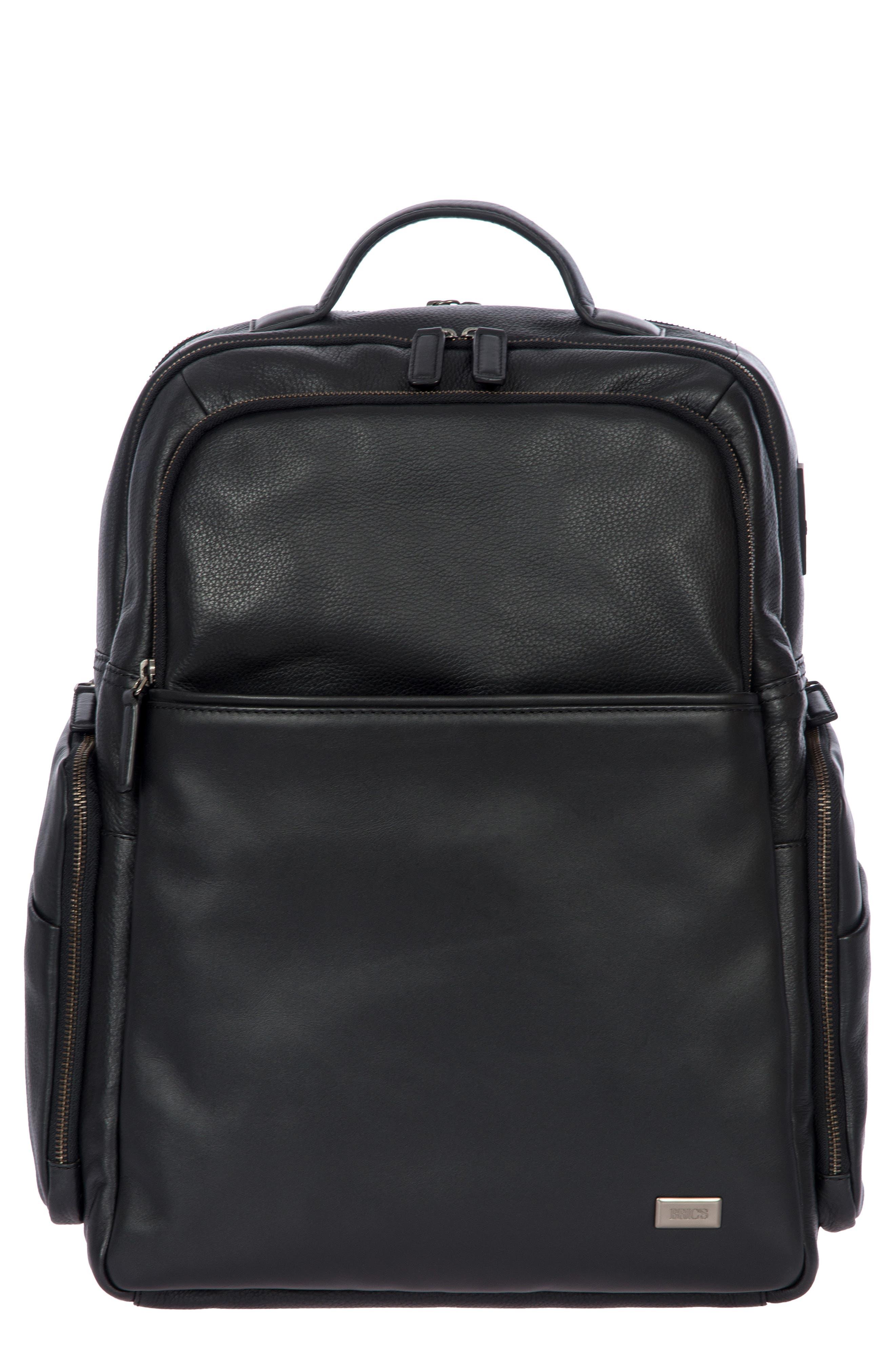 Torino Large Business Backpack - Black