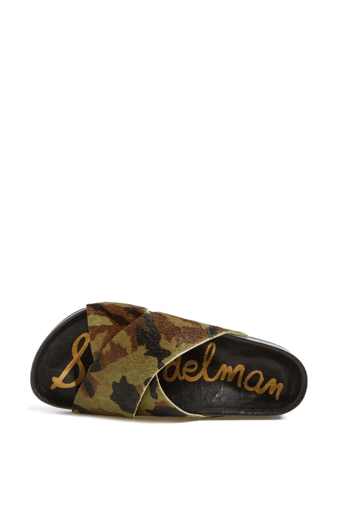 'Adora' Sandal,                             Alternate thumbnail 21, color,