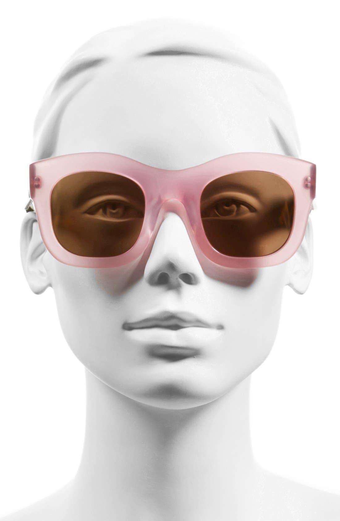 'Hamilton' 49mm Retro Sunglasses,                             Alternate thumbnail 20, color,