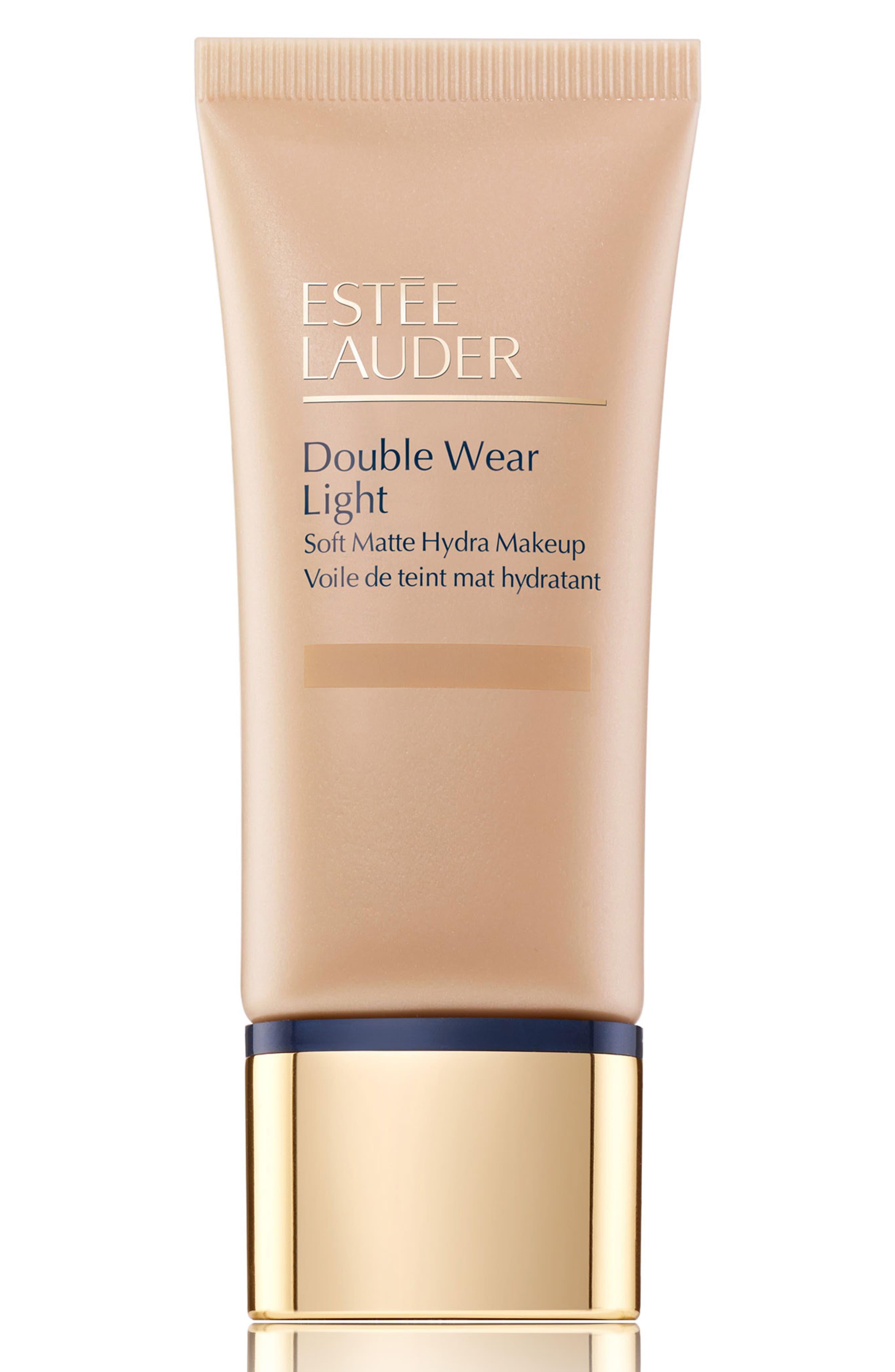 Estee Lauder Double Wear Light Soft Matte Hydra Makeup - 1W2 Sand