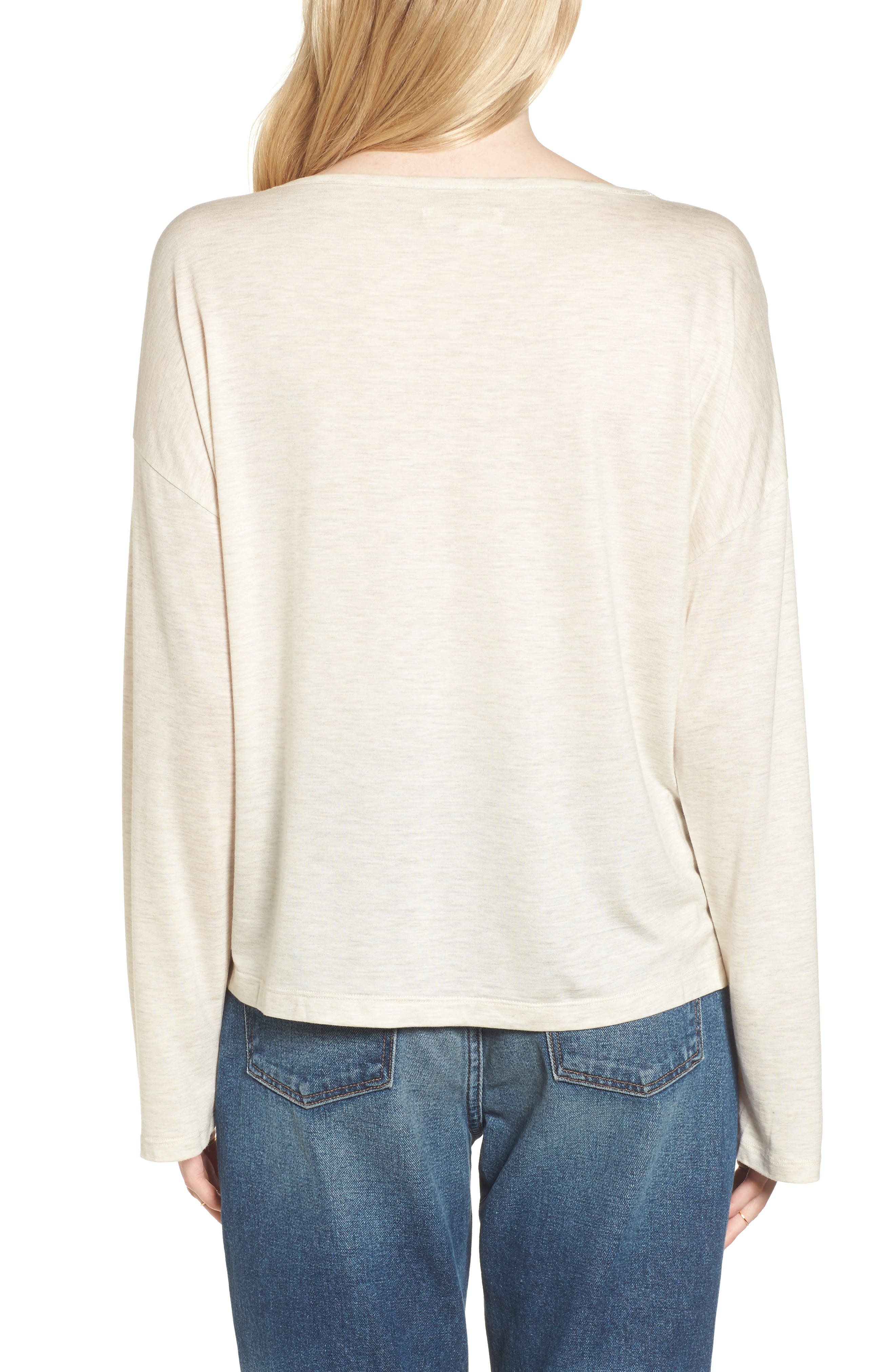 Libretto Wide Sleeve Top,                             Alternate thumbnail 7, color,