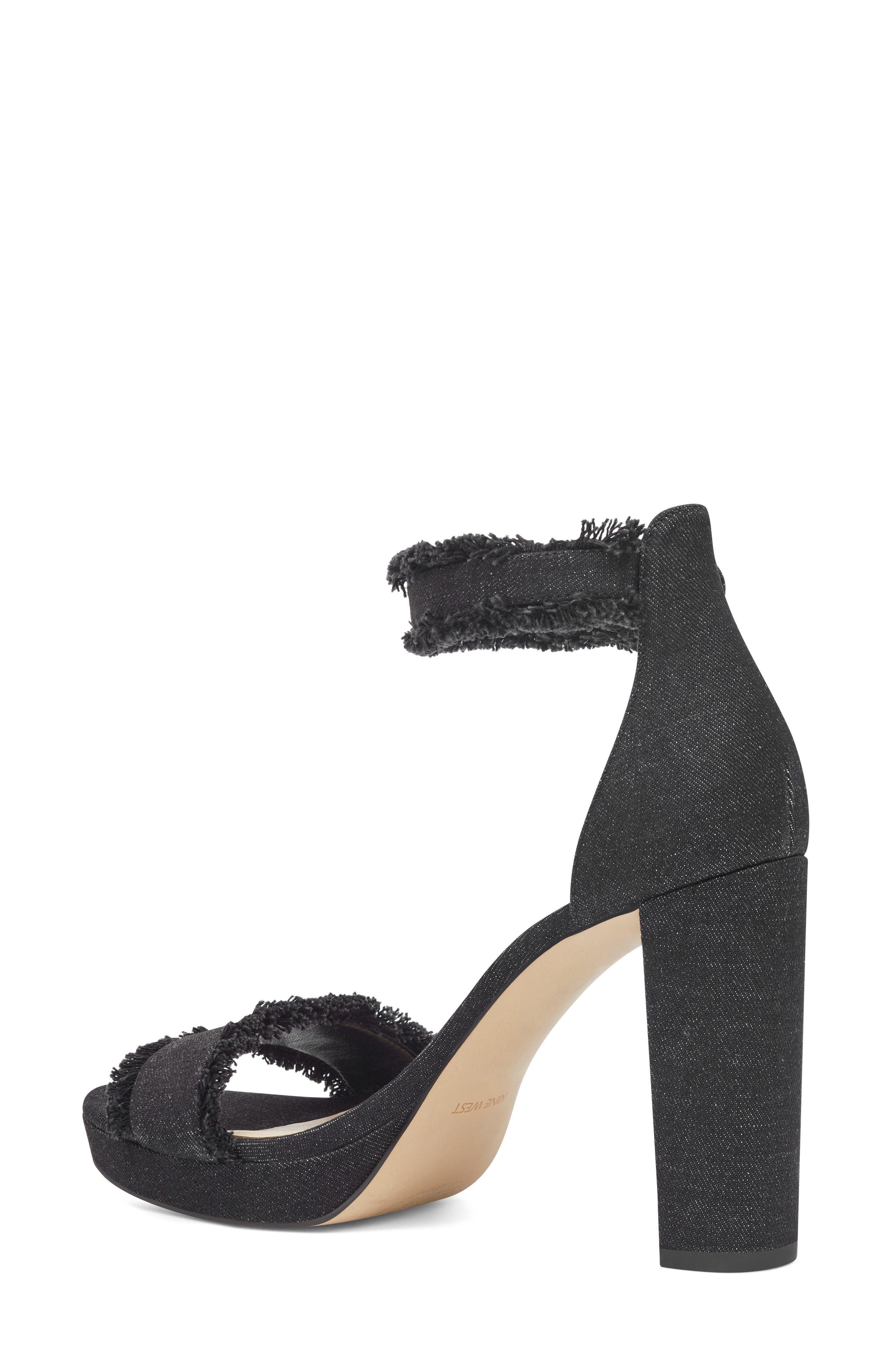 Daranita Ankle Strap Sandal,                             Alternate thumbnail 4, color,