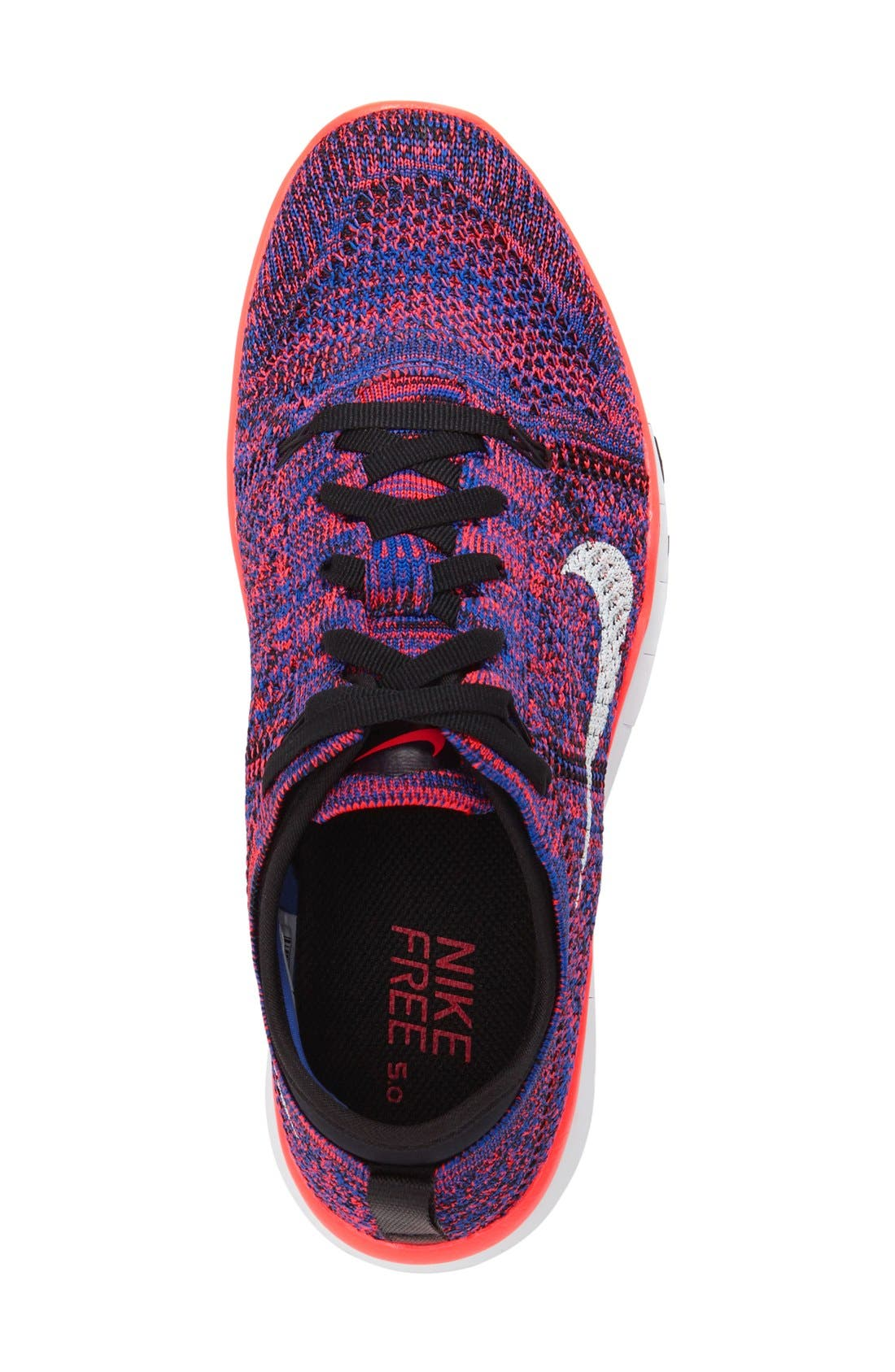 'Free Flyknit 5.0 TR' Training Shoe,                             Alternate thumbnail 43, color,