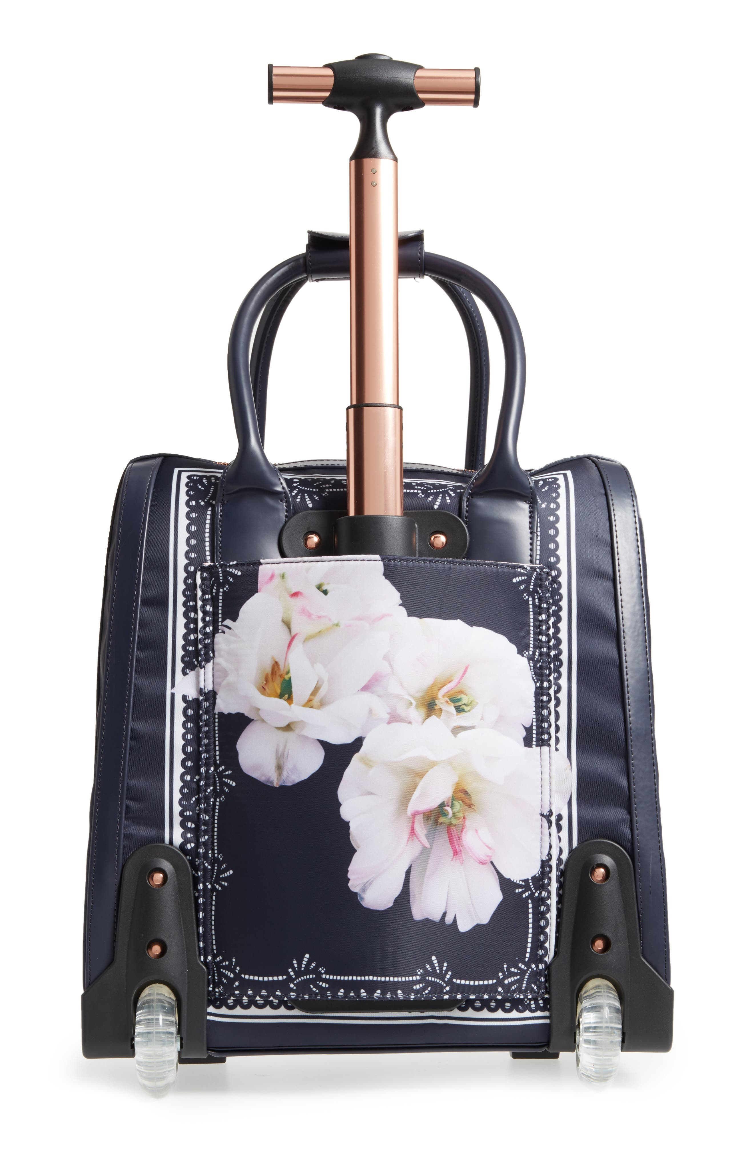 Keturah Gardenia Travel Bag,                             Alternate thumbnail 4, color,                             402