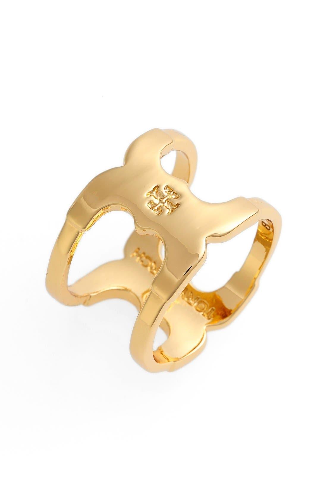 'Gemini Link' Ring, Main, color, 710