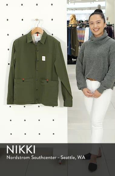 Field Jacket, sales video thumbnail