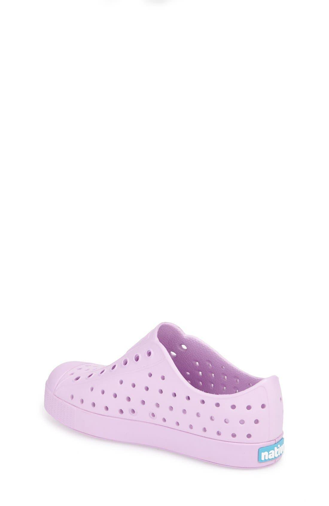 'Jefferson' Water Friendly Slip-On Sneaker,                             Alternate thumbnail 314, color,
