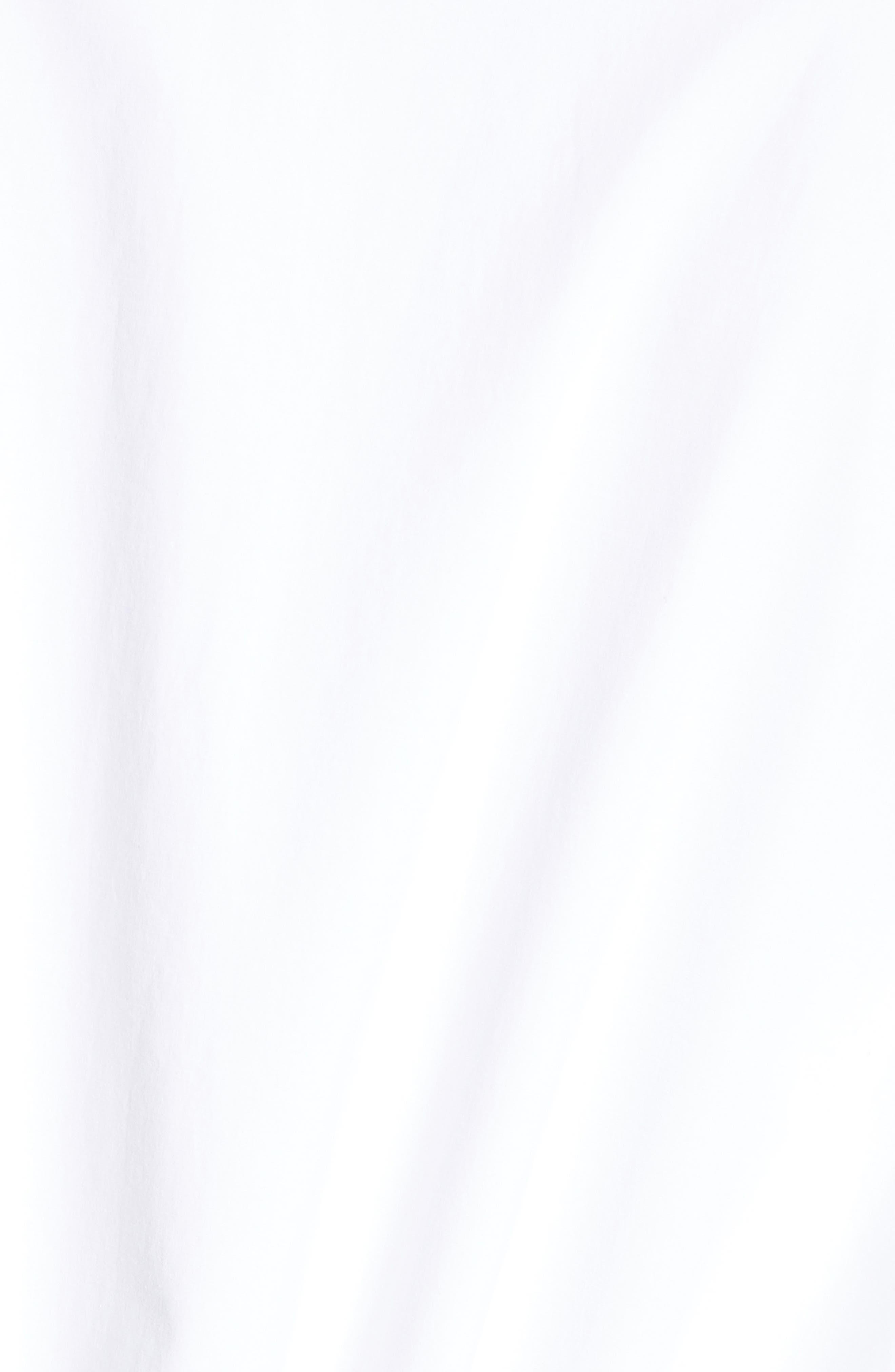 Devika Tile Techno Stretch Cotton Shirt,                             Alternate thumbnail 6, color,