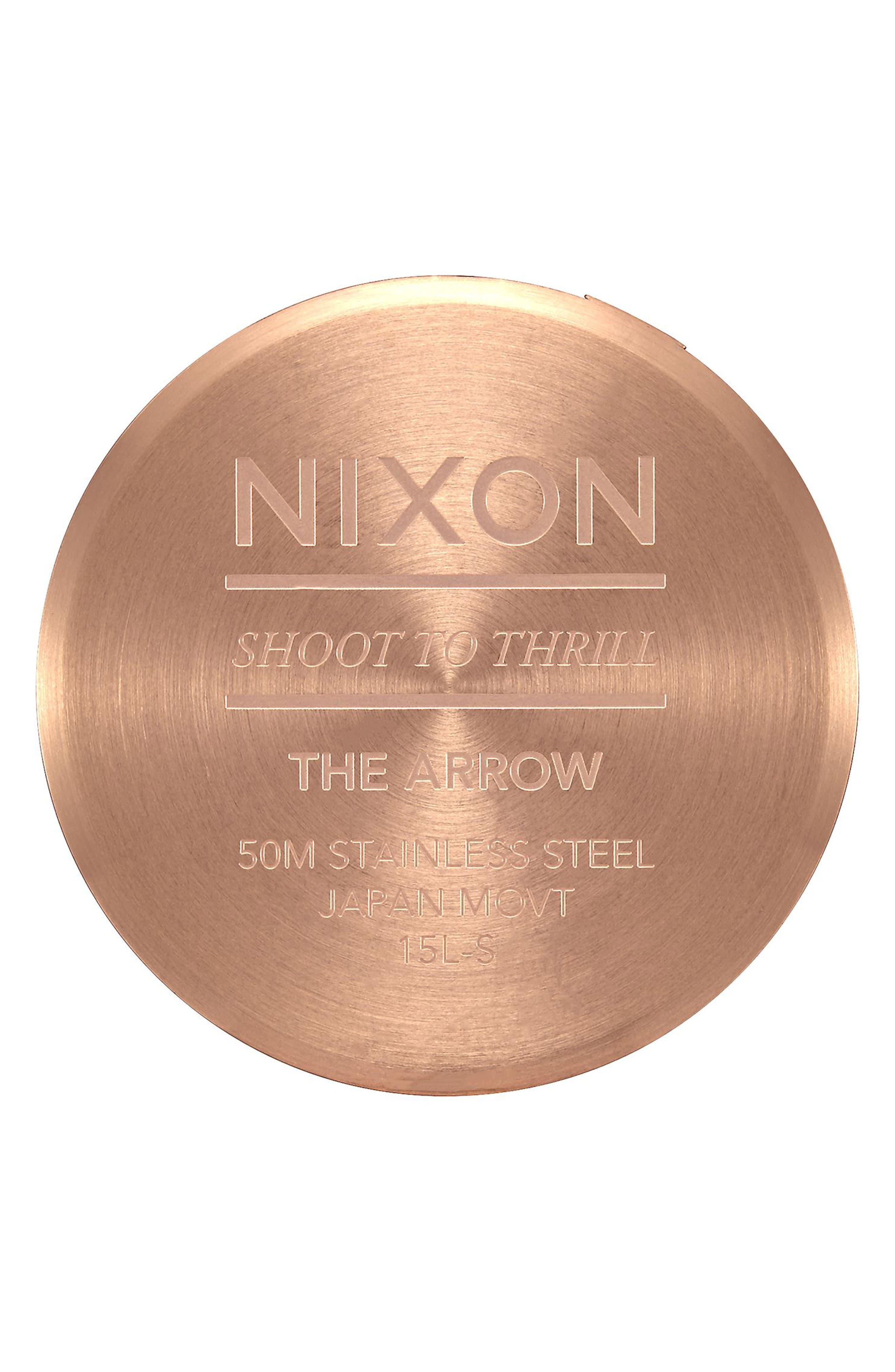 The Arrow Bracelet Watch, 38mm,                             Alternate thumbnail 50, color,
