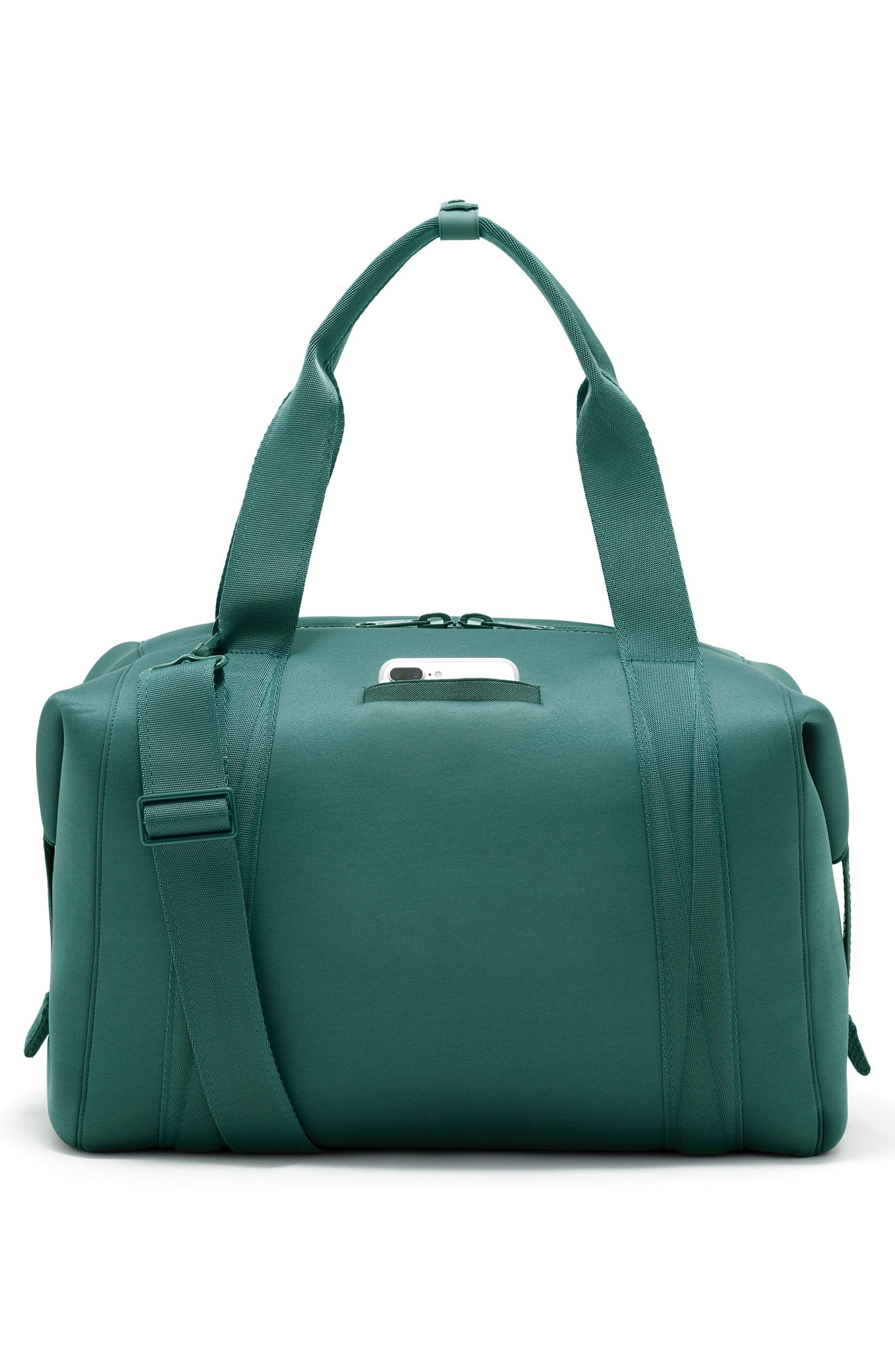 365 Large Landon Neoprene Carryall Duffel Bag,                             Alternate thumbnail 33, color,