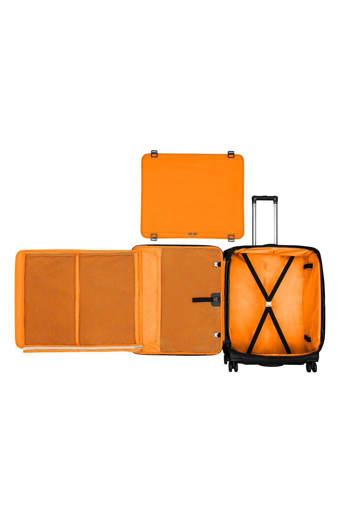 WT 5.0 Dual Caster Wheeled 27-Inch Packing Case,                             Alternate thumbnail 5, color,