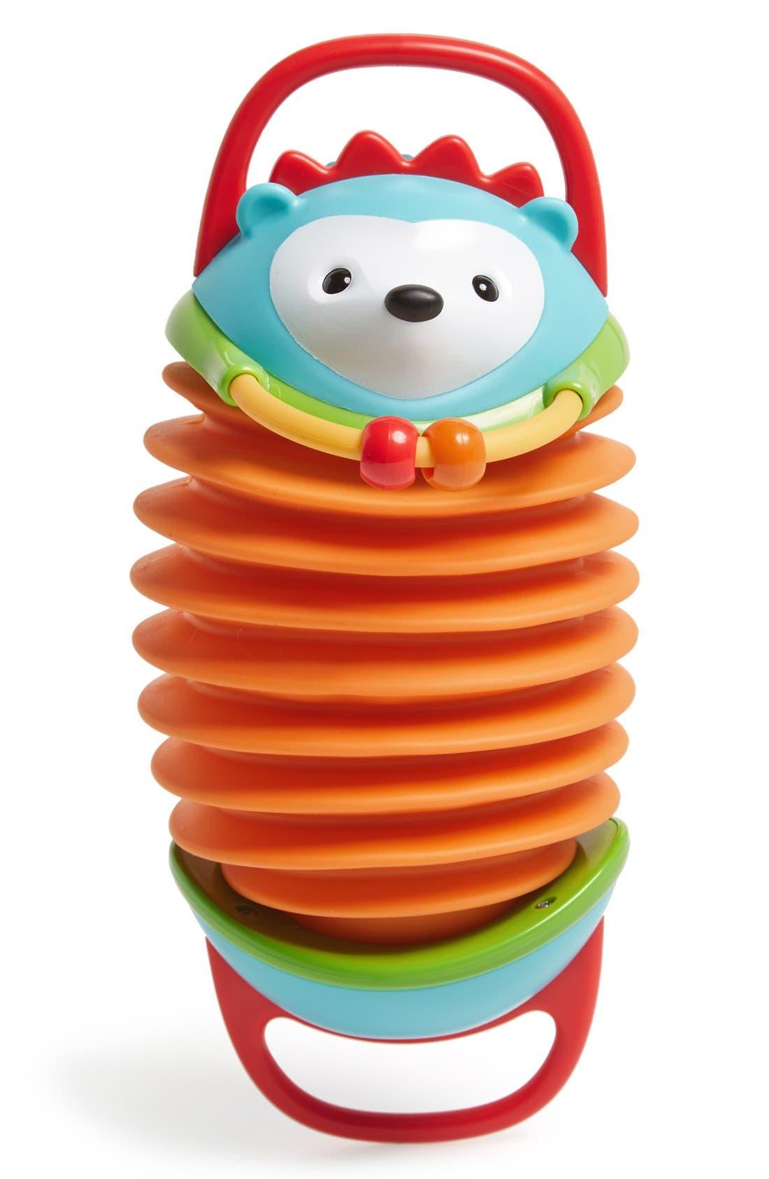 SKIP HOP Hedgehog Accordion, Main, color, MULTI