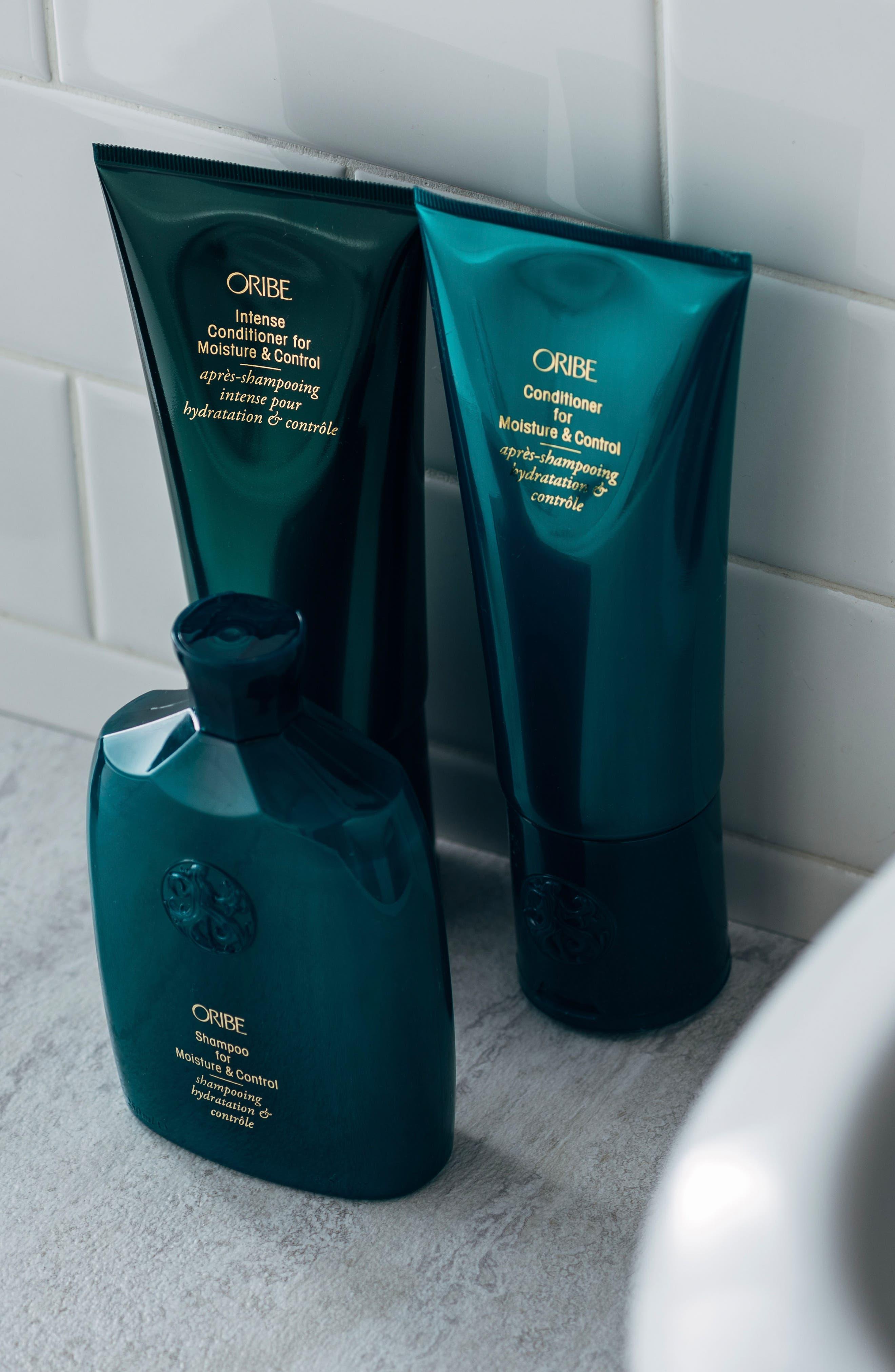 SPACE.NK.apothecary Oribe Shampoo for Moisture & Control,                             Alternate thumbnail 5, color,                             000