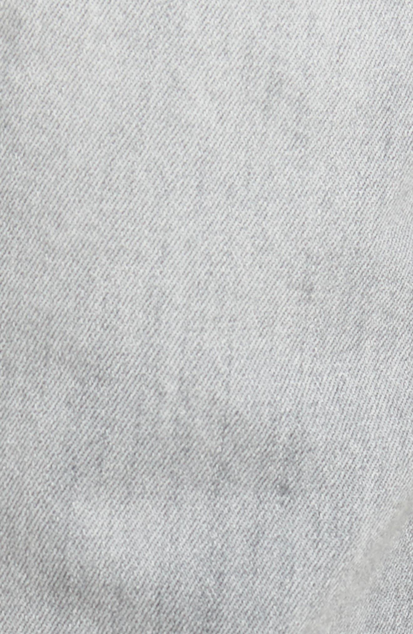 Graduate Slim Straight Leg Jeans,                             Alternate thumbnail 5, color,