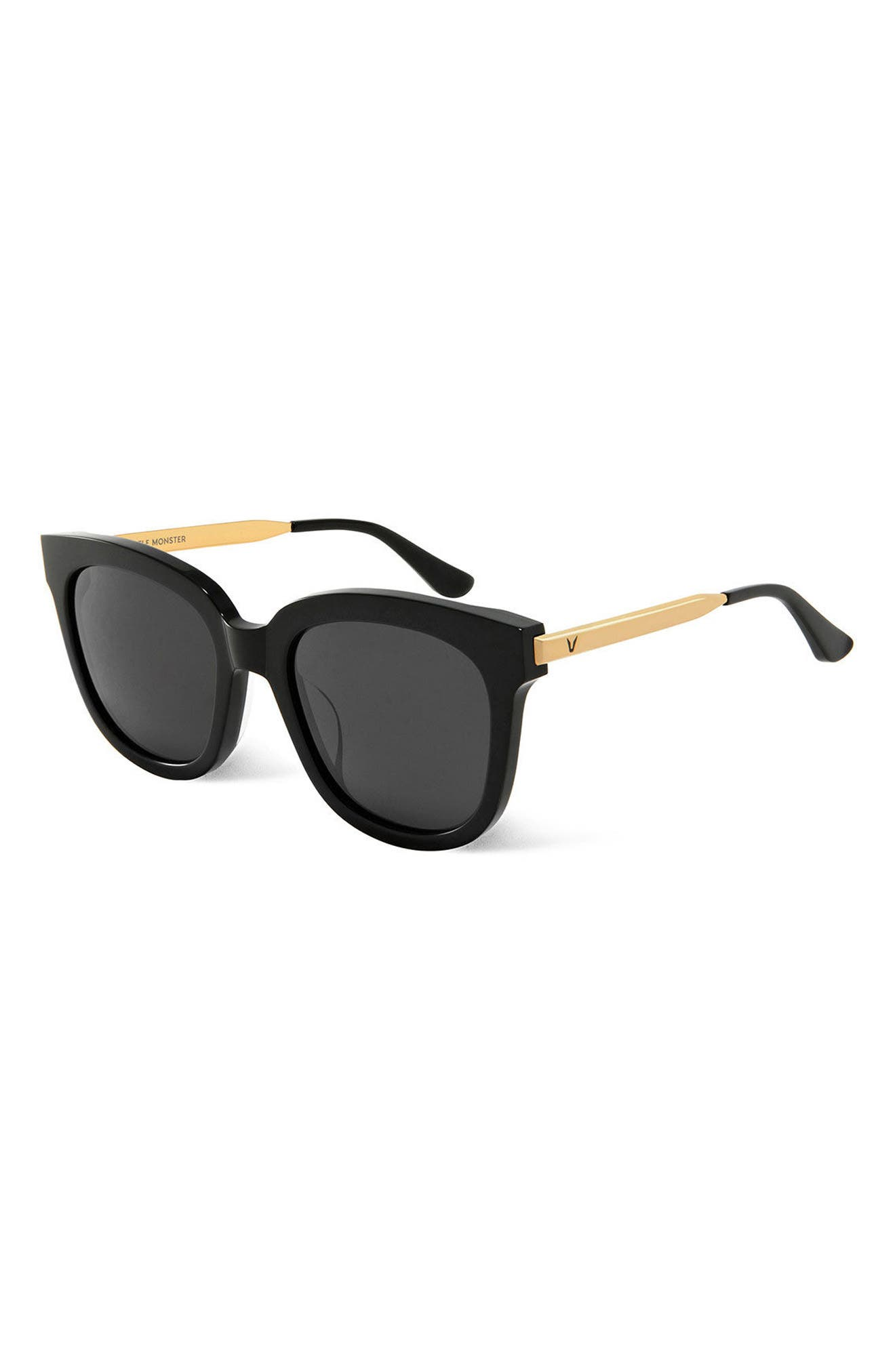 Absente 54mm Sunglasses,                             Alternate thumbnail 21, color,