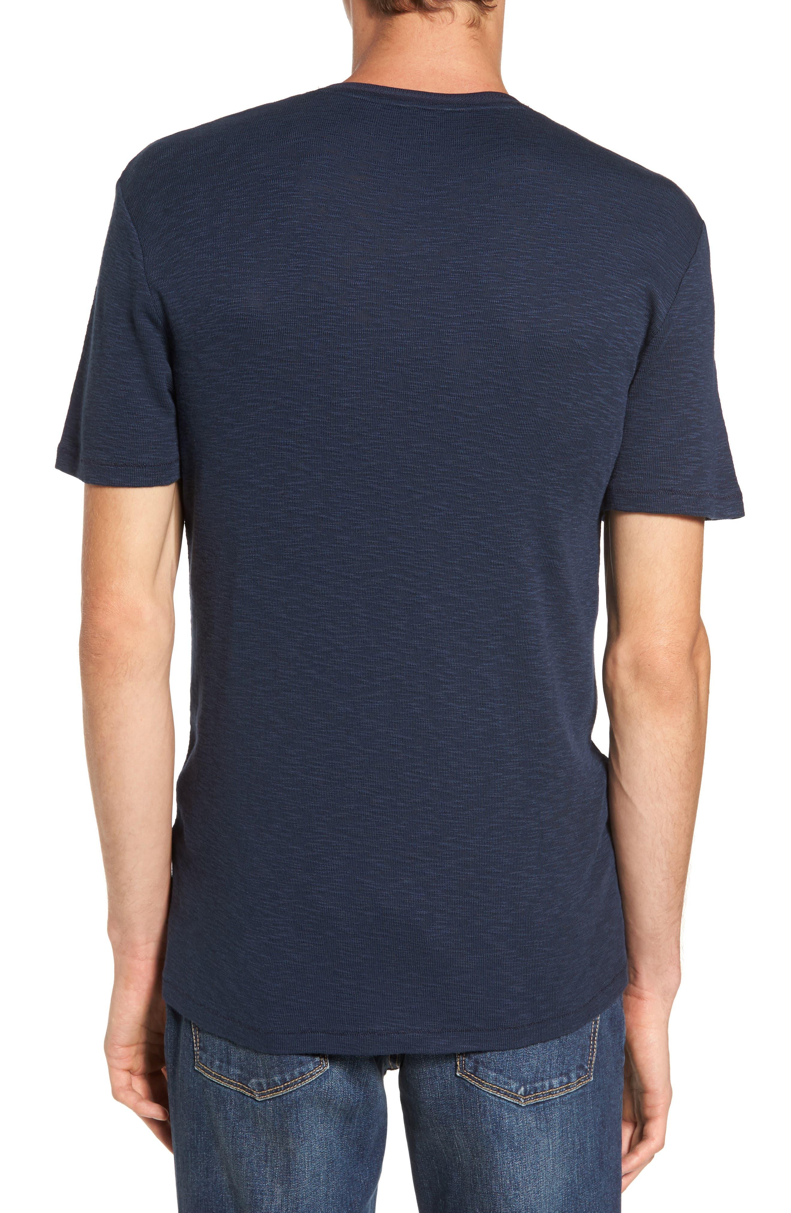 Capitola V-Neck T-Shirt,                             Alternate thumbnail 8, color,