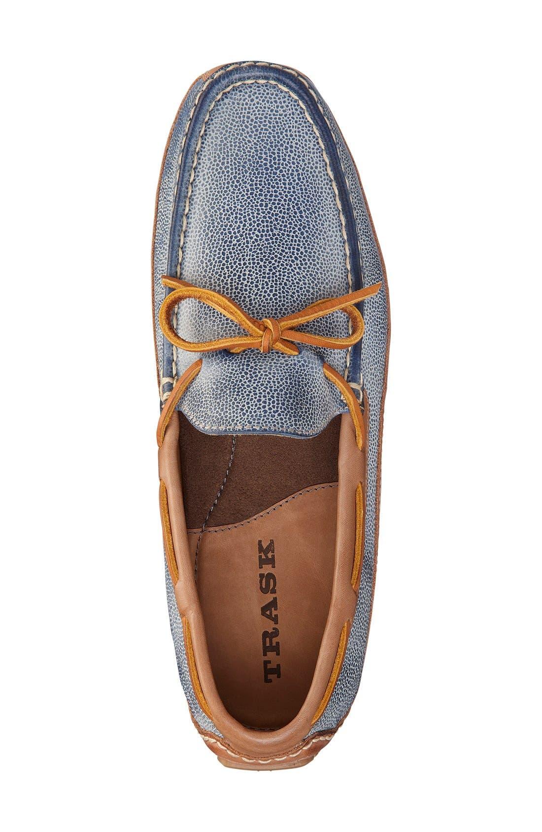 'Drake' Leather Driving Shoe,                             Alternate thumbnail 43, color,