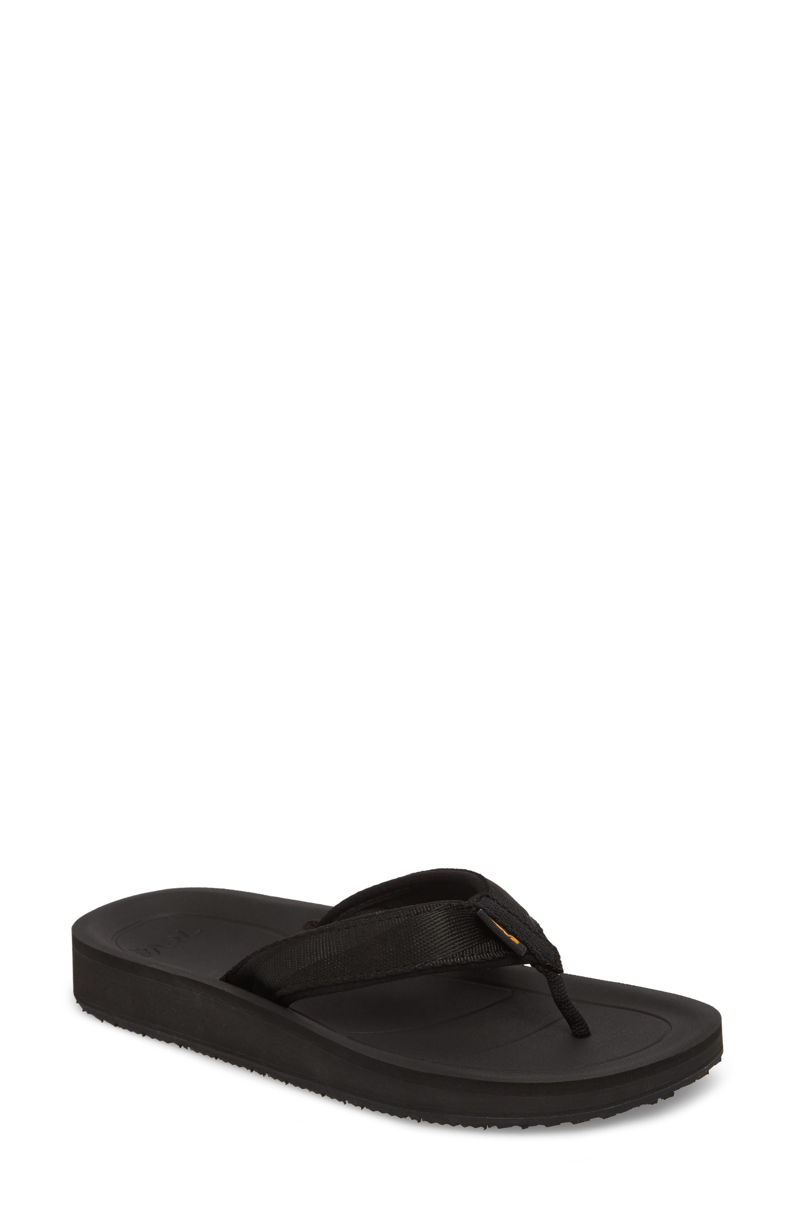 Flip Premier Sandal,                         Main,                         color, 001