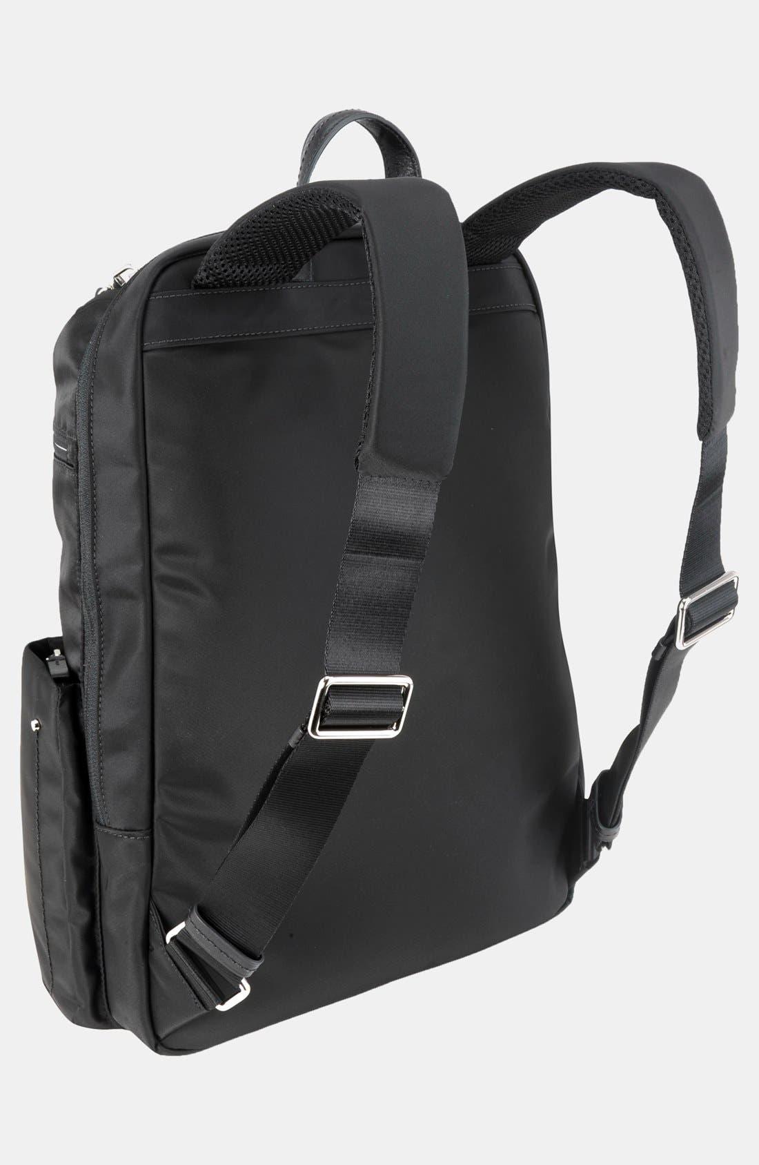 Calais Nylon 15-Inch Computer Commuter Backpack,                             Main thumbnail 3, color,