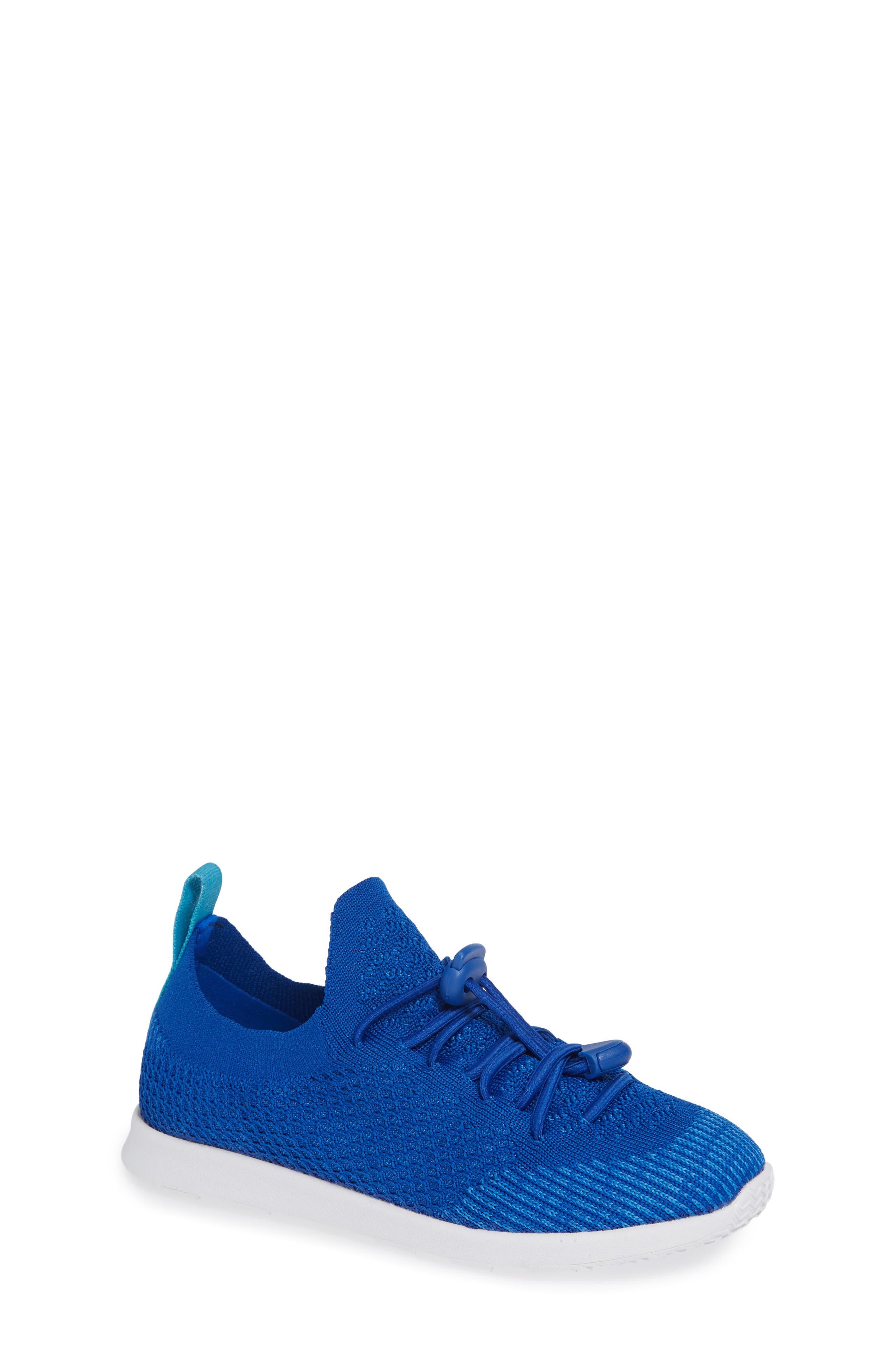 AP Mercury LiteKnit Sneaker,                             Main thumbnail 1, color,                             VICTORIA BLUE/ SHELL WHITE